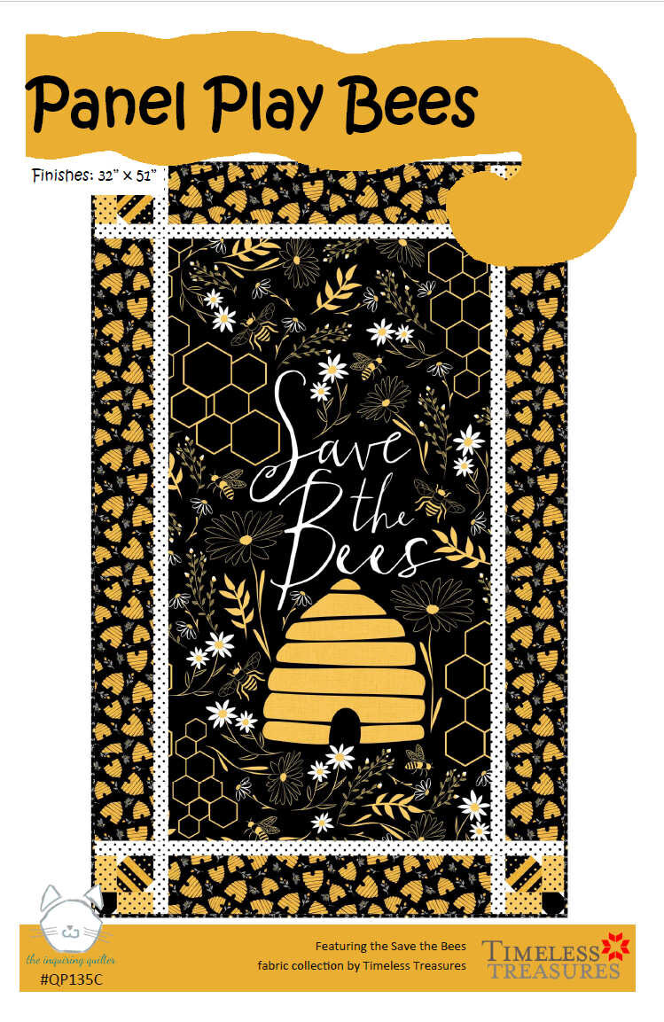 Panel Play Bees Cover.jpg