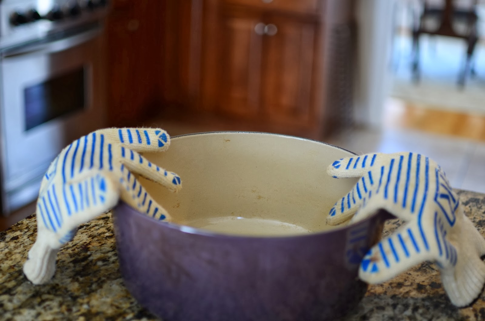 Kitchen Tip: Hot Handles - ButterYum