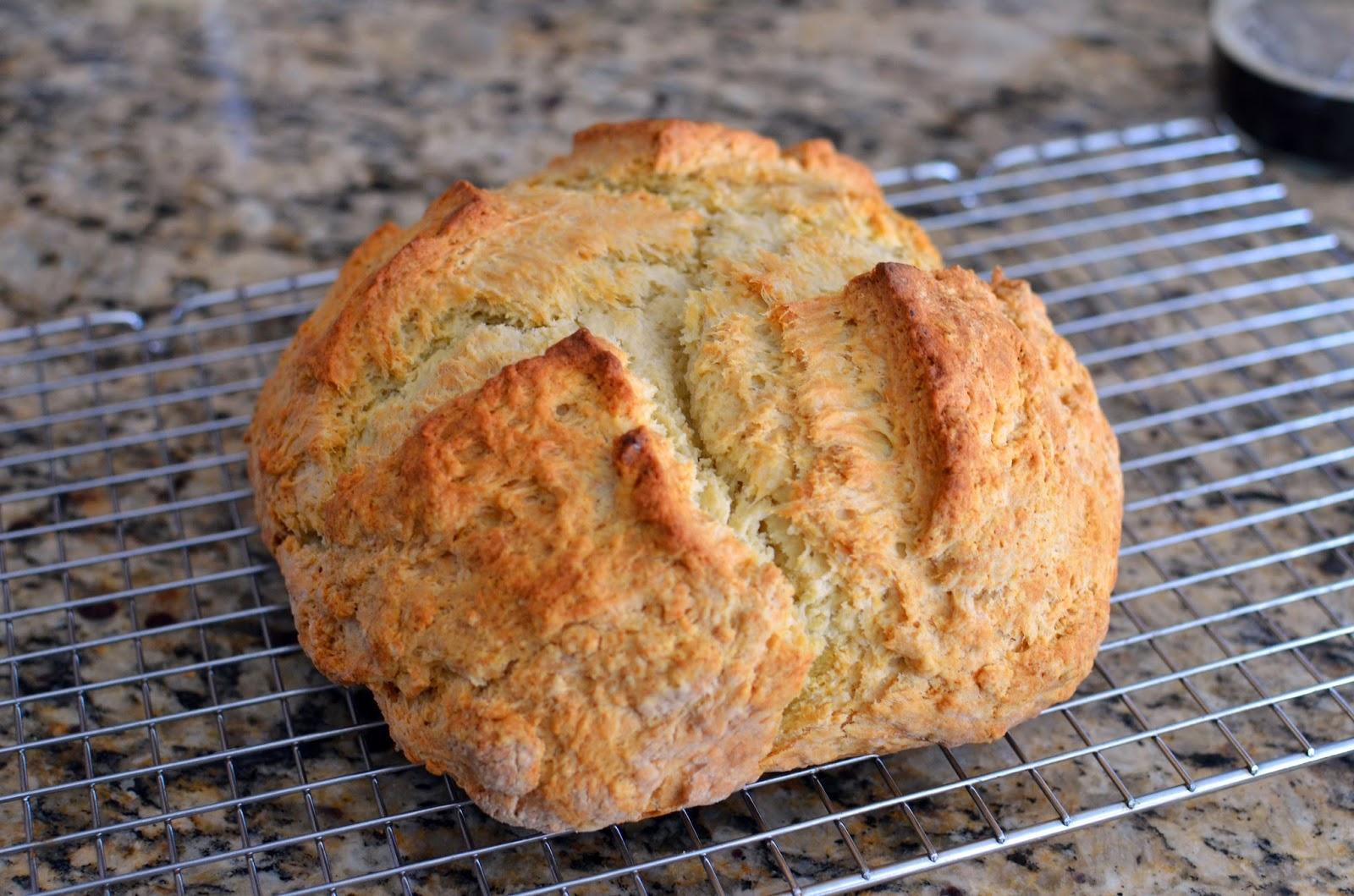Irish Soda Bread - ButterYum — how to make traditional irish soda bread. Irish soda bread recipe. how to bake irish soda bread at home. recipe for irish soda bread. recipe for traditional irish soda bread.