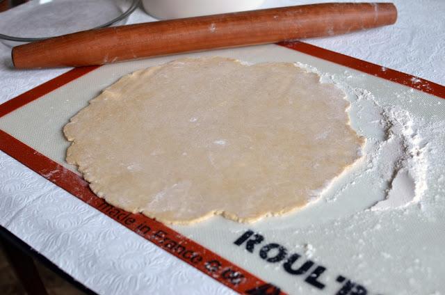 Butter Vanilla and Vodka Pie Crust - ButterYum