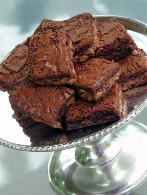 brownies almond toffee symphony
