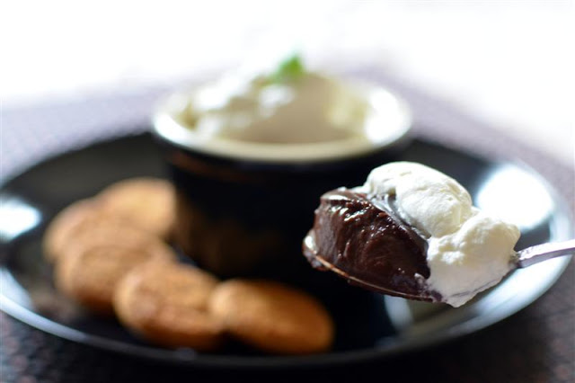 Mexican Hot Chocolate Pudding - ButterYum