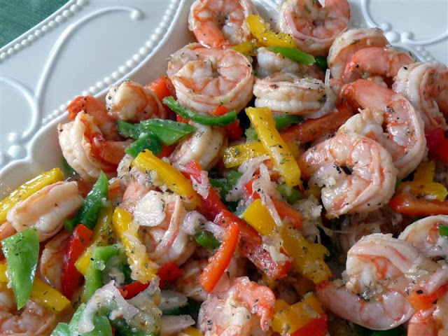 Spicy Pickled Shrimp - ButterYum