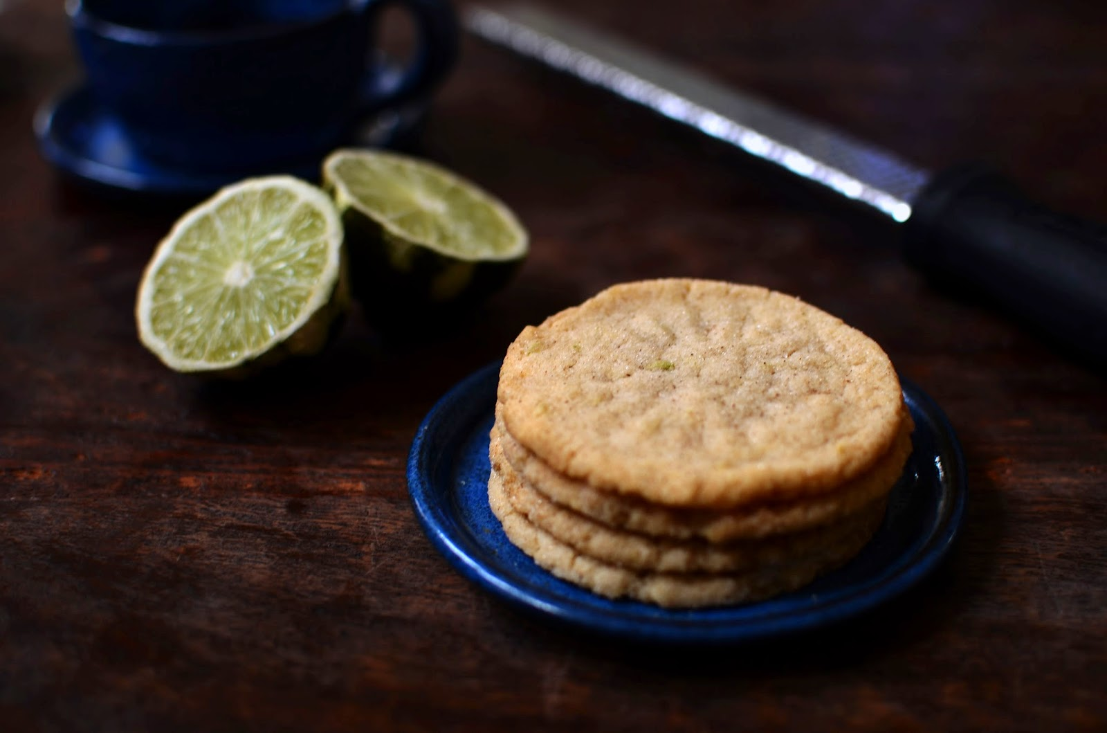 Guyanese Lime Cookies - ButterYum