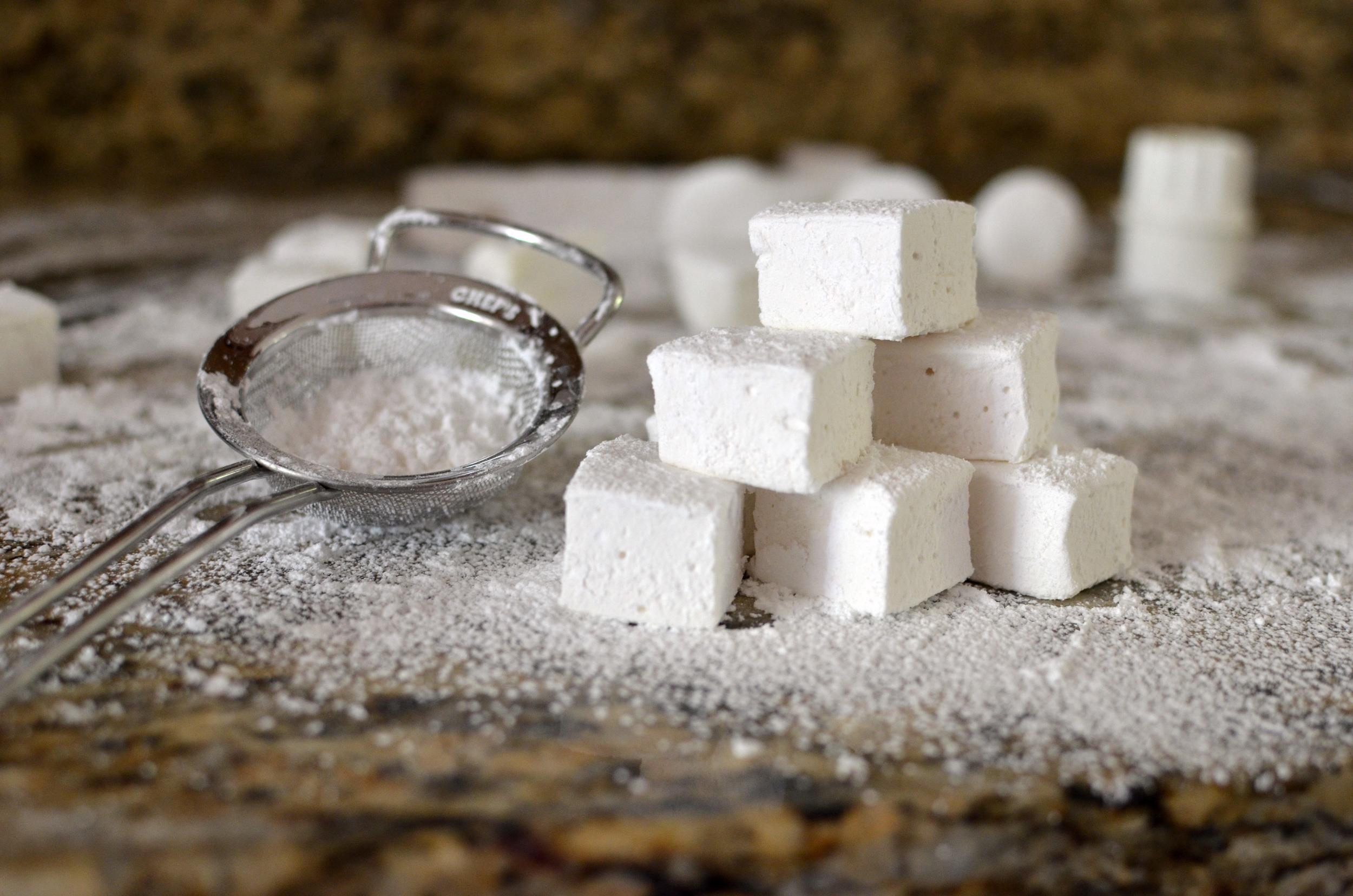 Homemade Marshmallows - ButterYum —