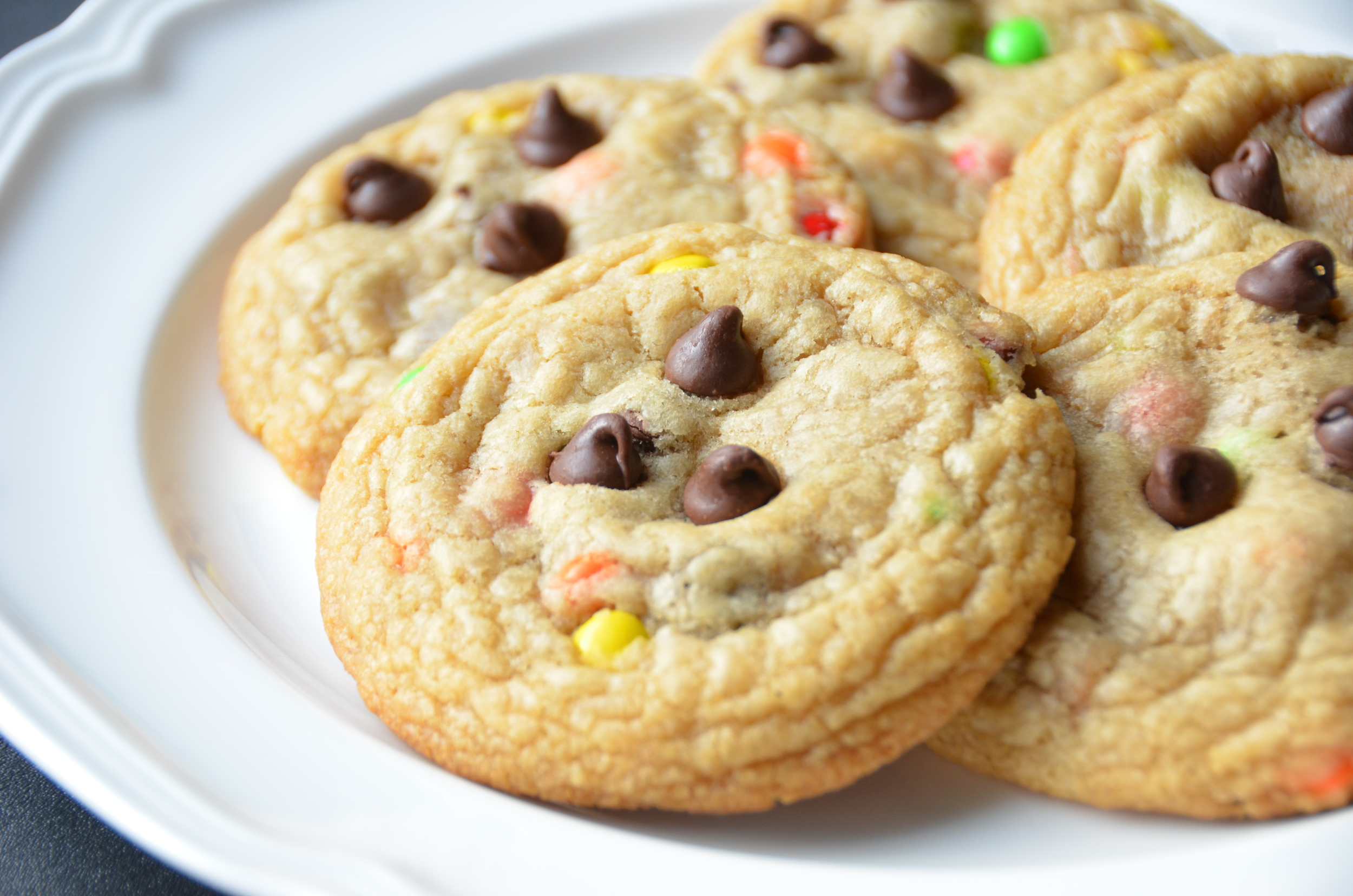 Soft and Chewy Chocolate Chip Cookies - ButterYum