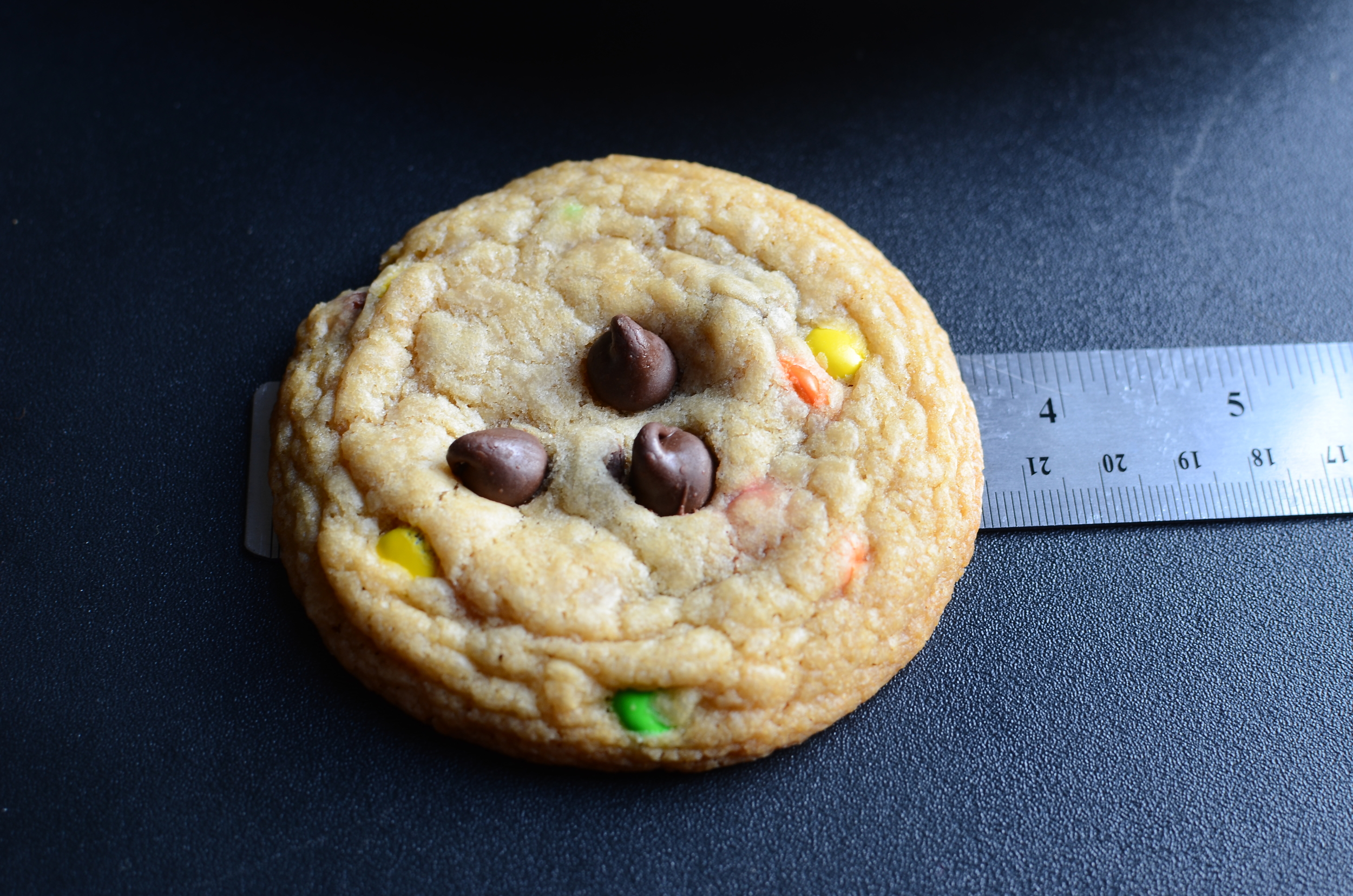Check out how big these cookies  are!