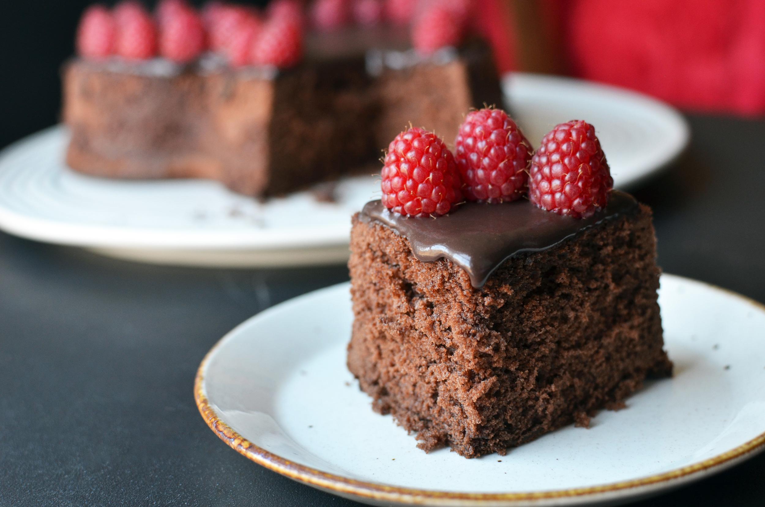 Chocolate Pavarotti - ButterYum