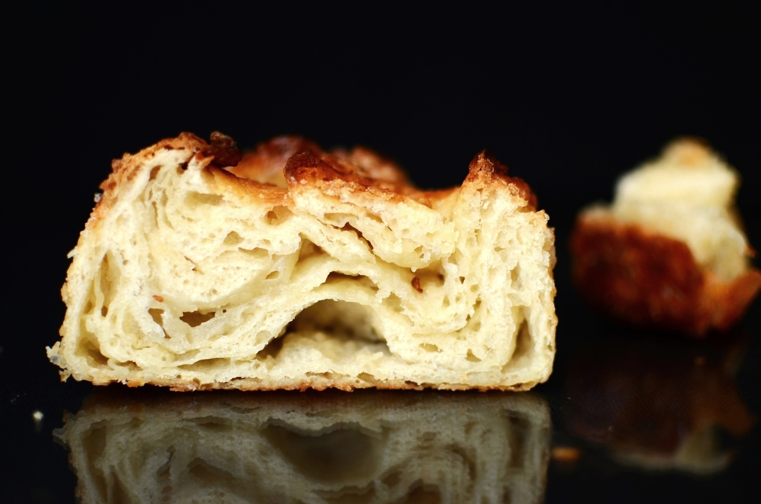Kouigns Amann (kween ah-mahn),  The Baking Bible  - ButterYum