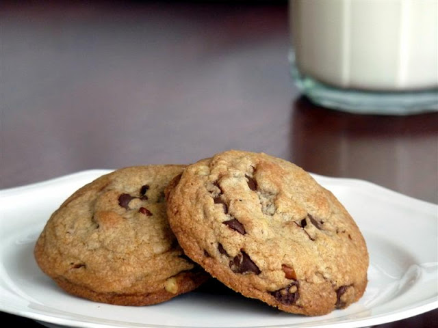 Cooks Illustrated's Perfect Chocolate Chip Cookies