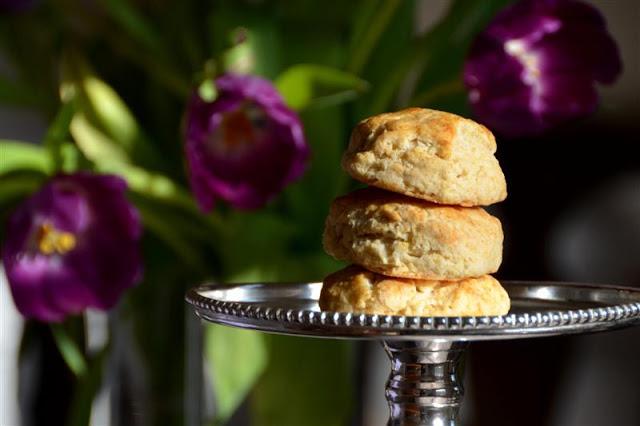 Free Form Buttermilk Biscuits