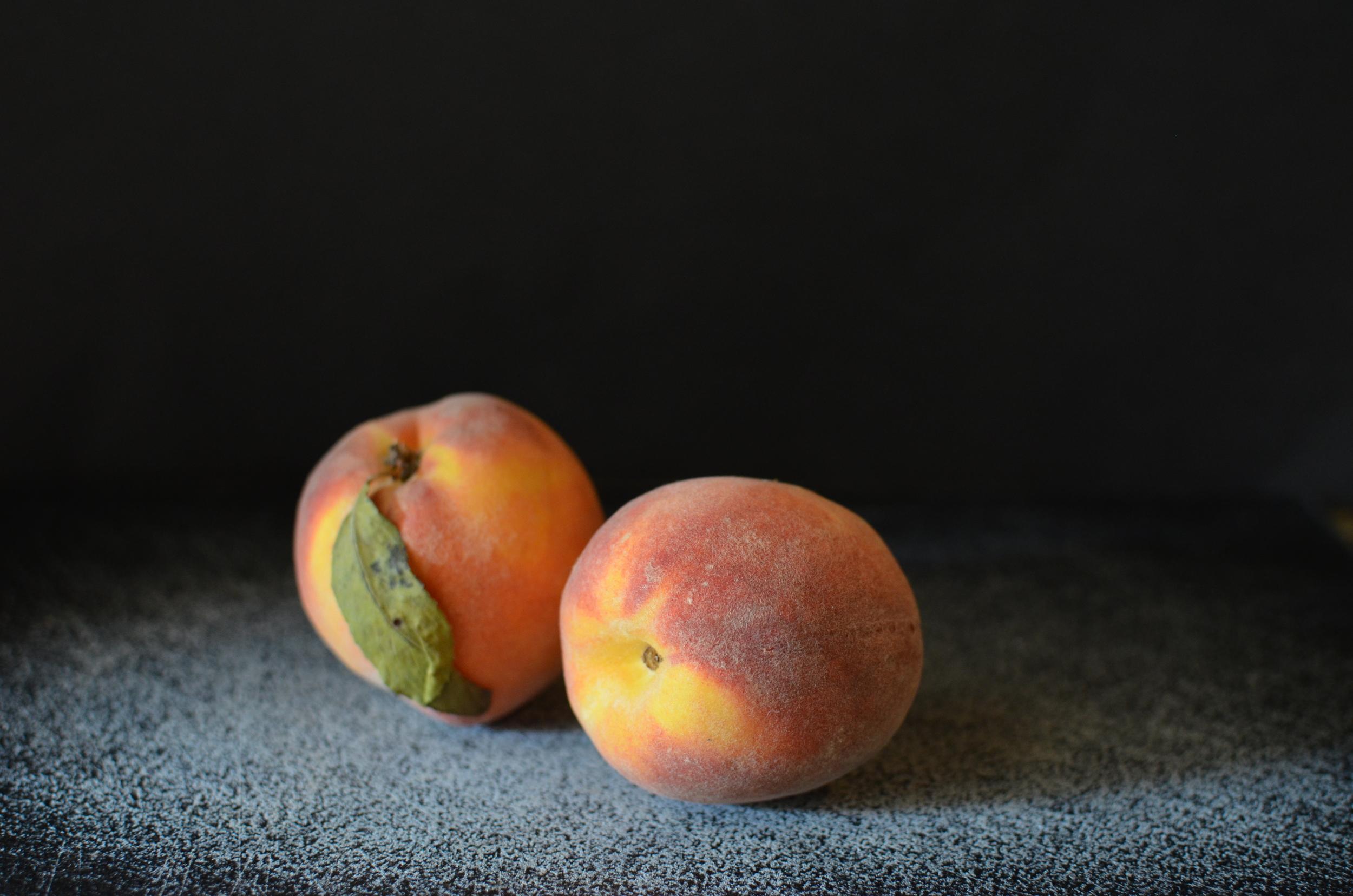 Who wants peach cobbler?