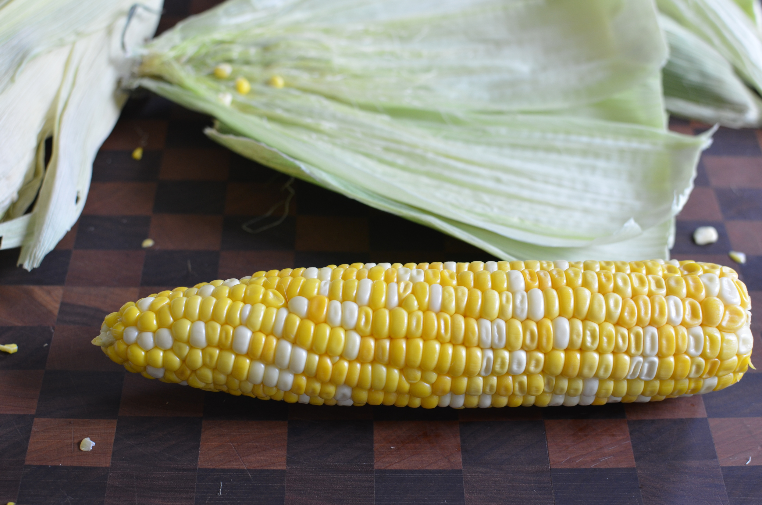 Microwave Corn on the Cob Hack with PHOTOS