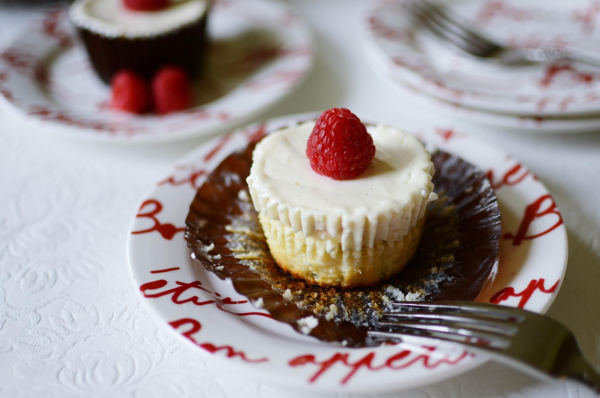How to make Mini New York Cheesecakes Recipe w/PHOTOS