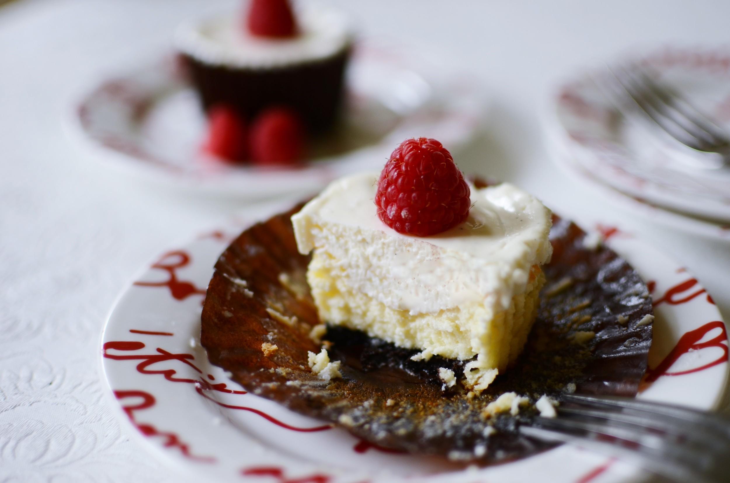 New York Style Cheesecake Recipe w/PHOTOS