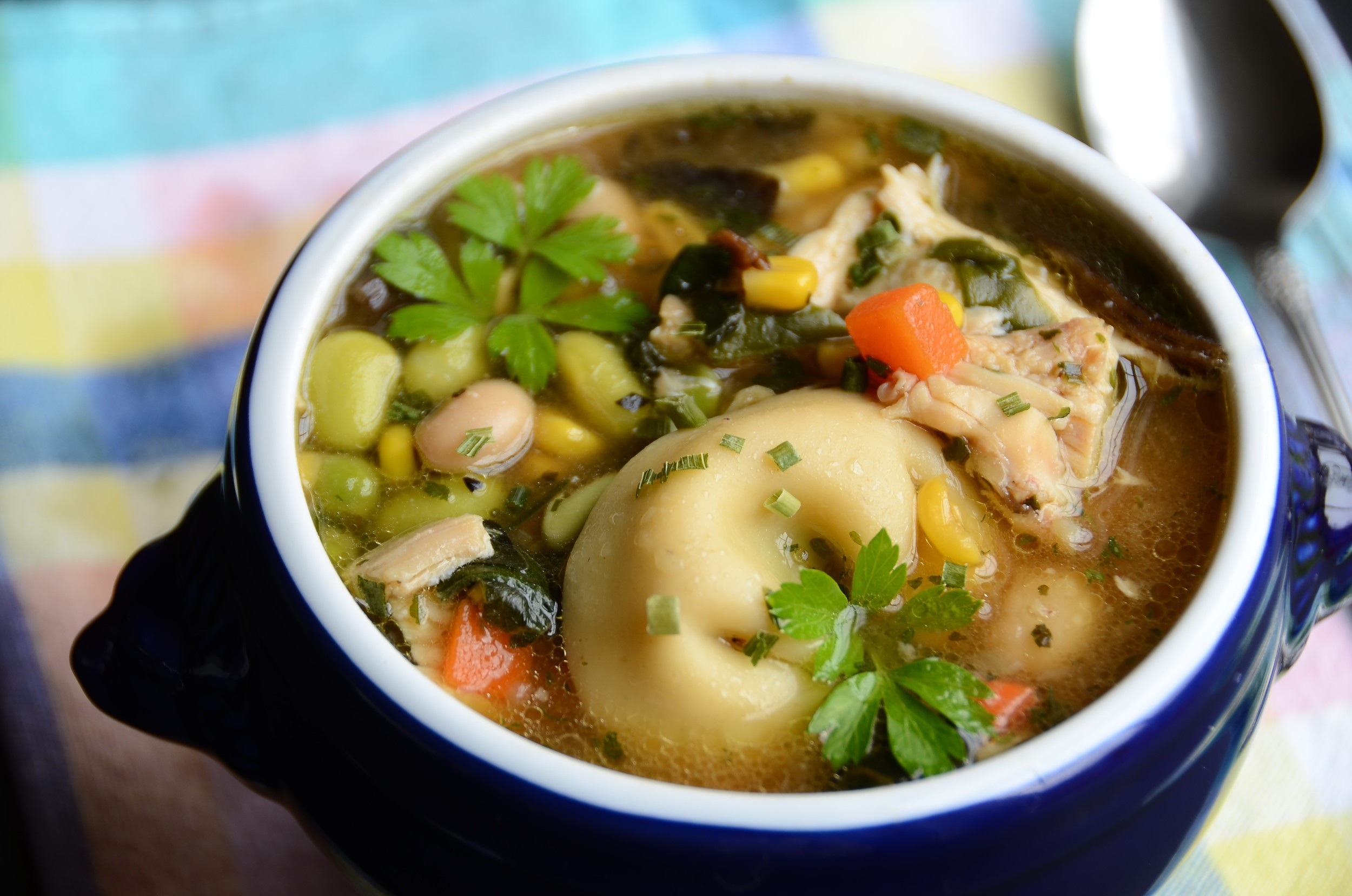 How to Make Hearty Soup without a Recipe - ButterYum