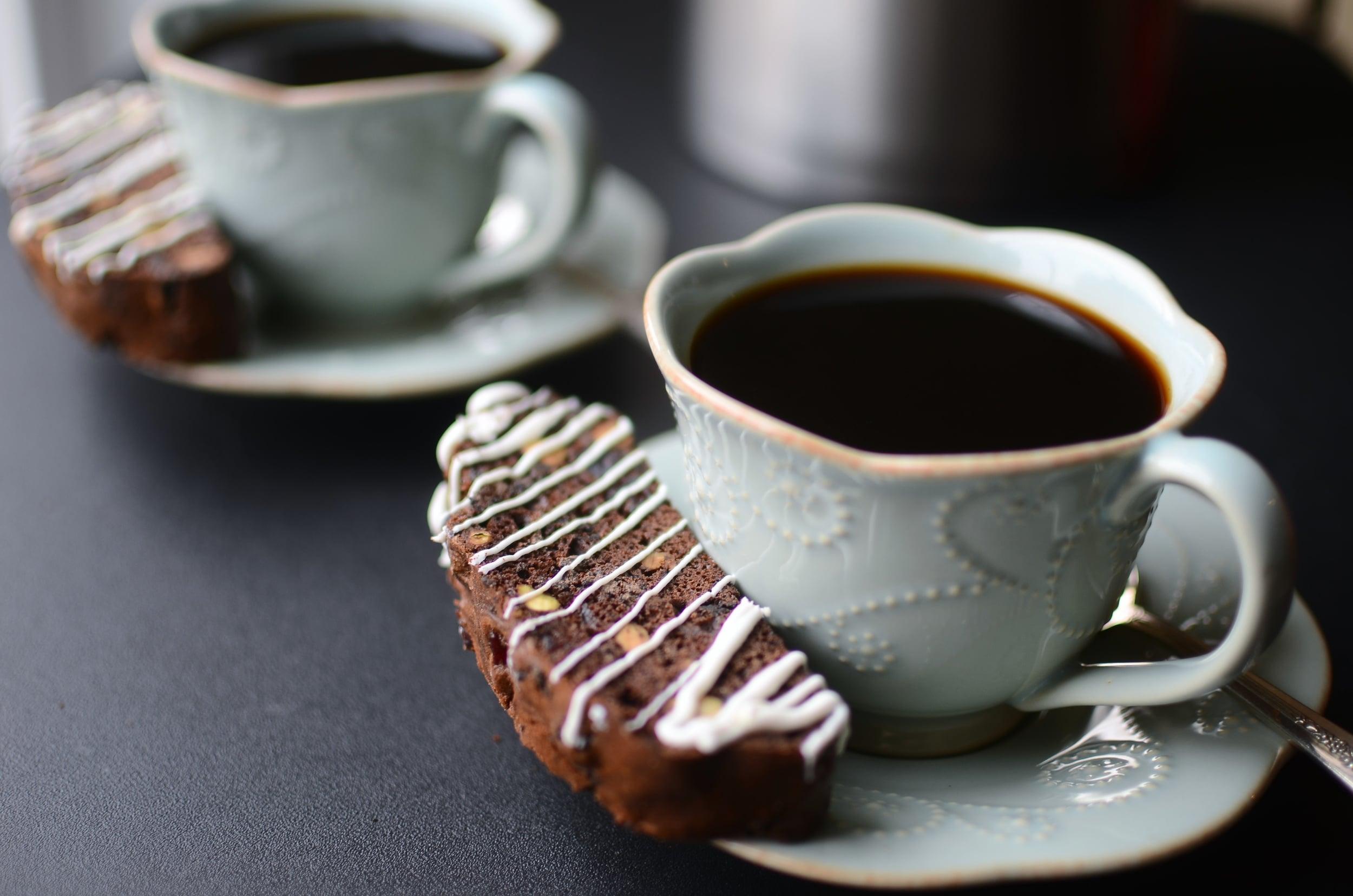 Chocolate Pistachio Biscotti Recipe WITH PHOTOS