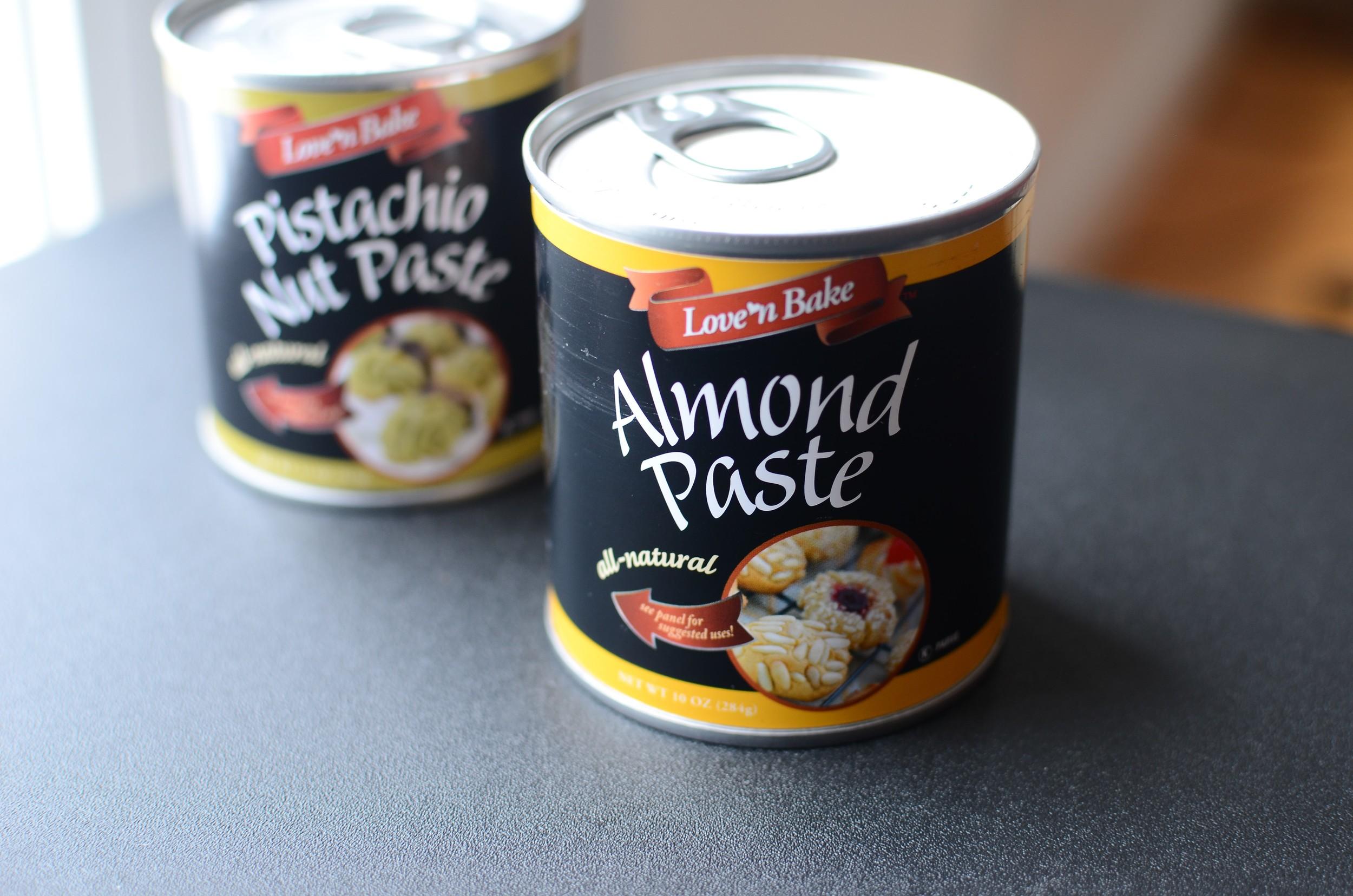 cookie recipe using almond paste cookies