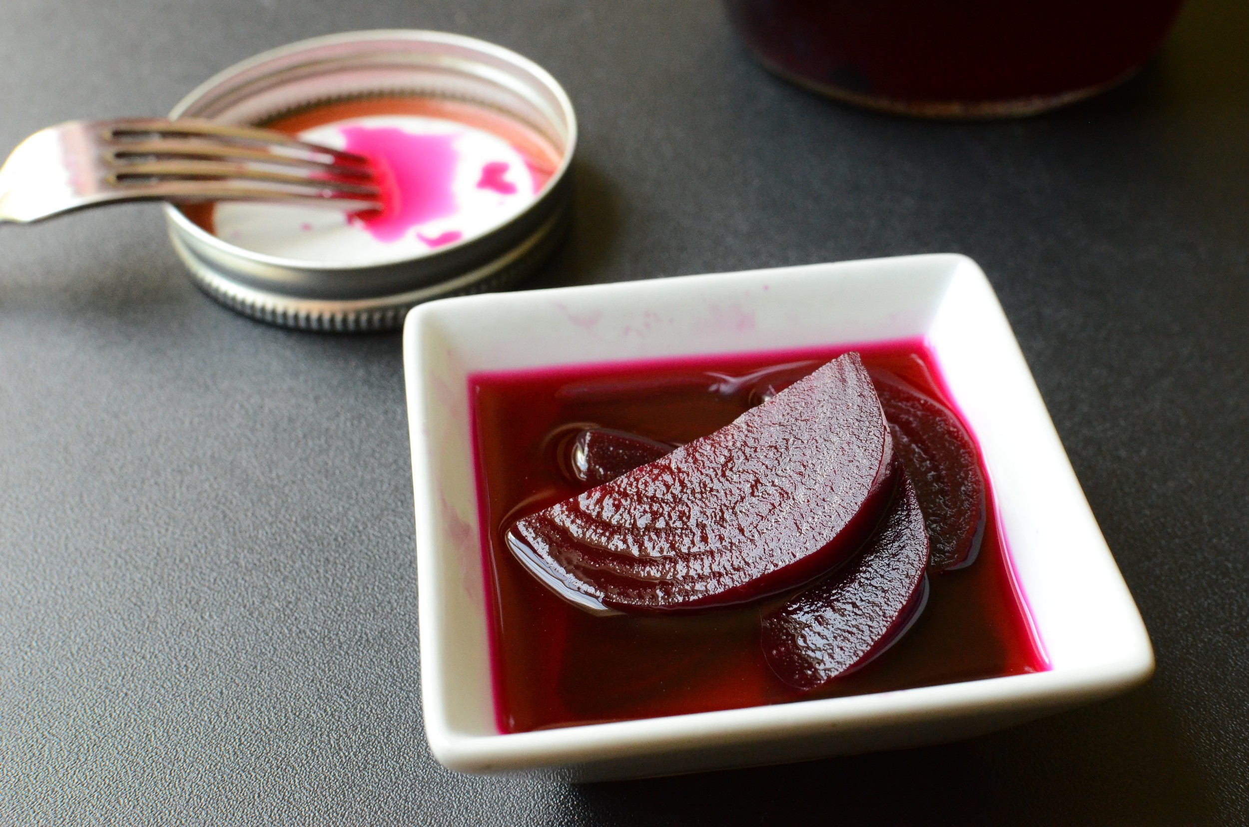 Small Batch Pickled Beets - ButterYum