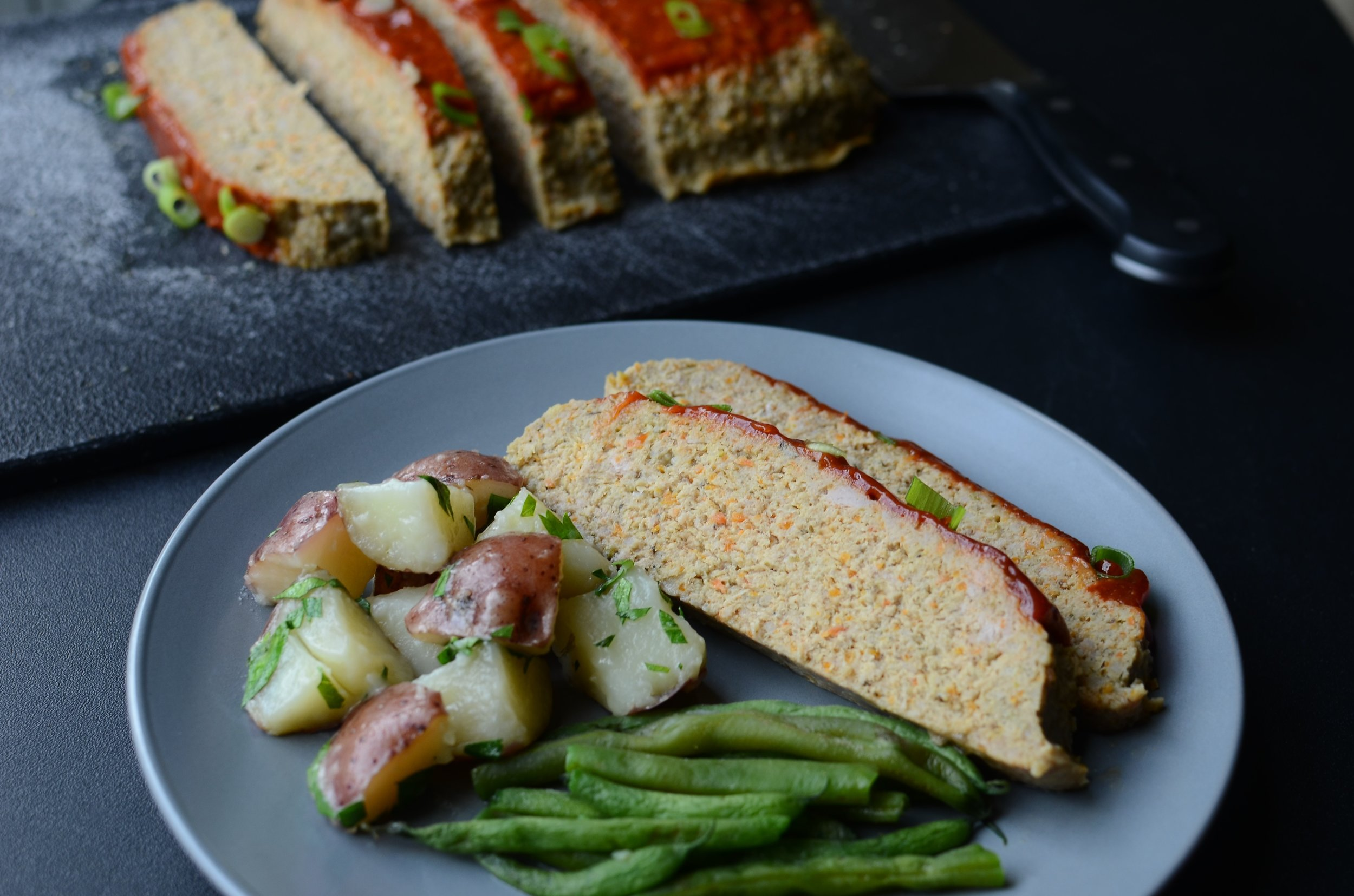 Turkey Meatloaf recipe with how-t0 photos