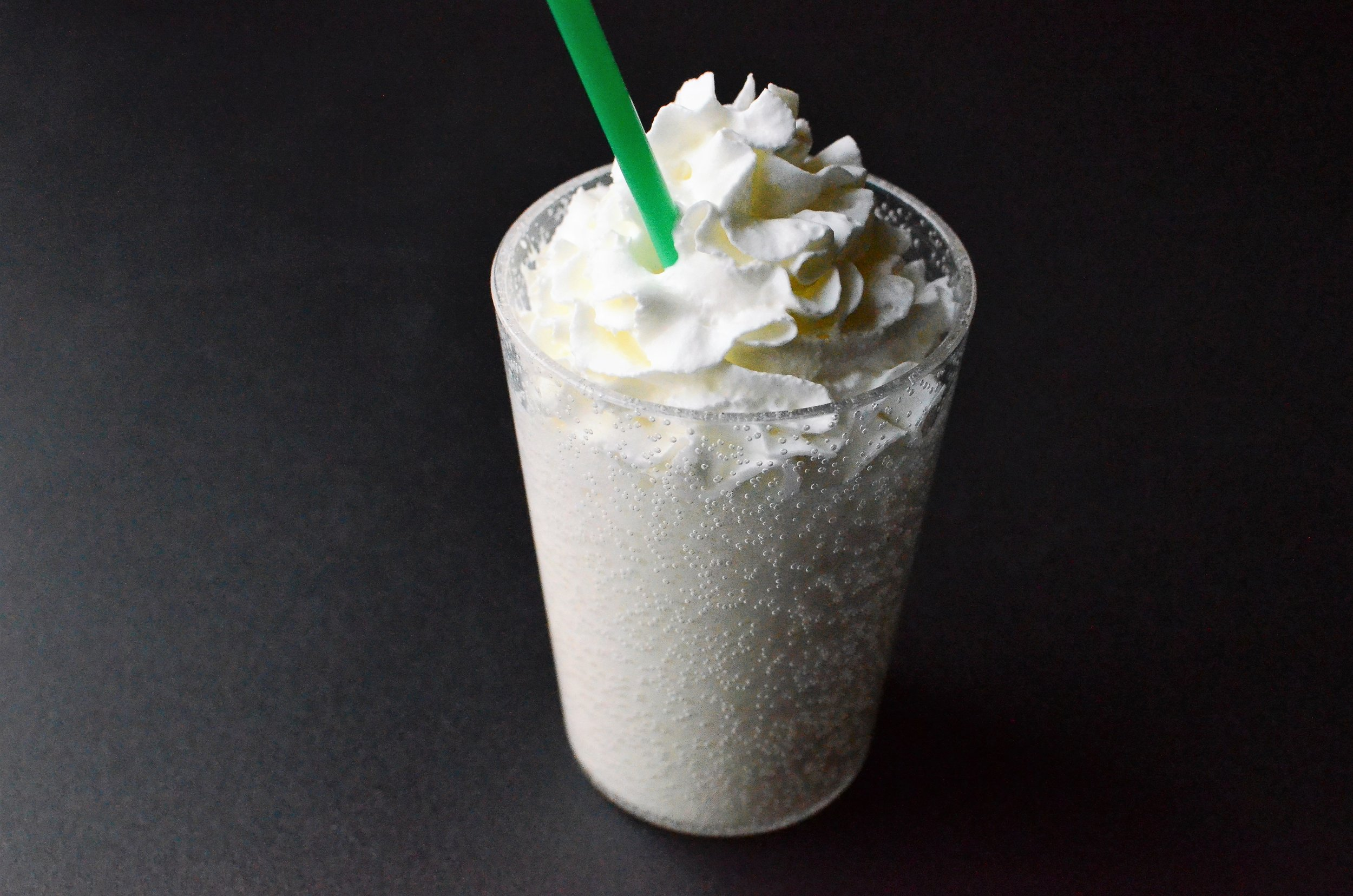 Starbuck's copycat frappuccino recipe with photos