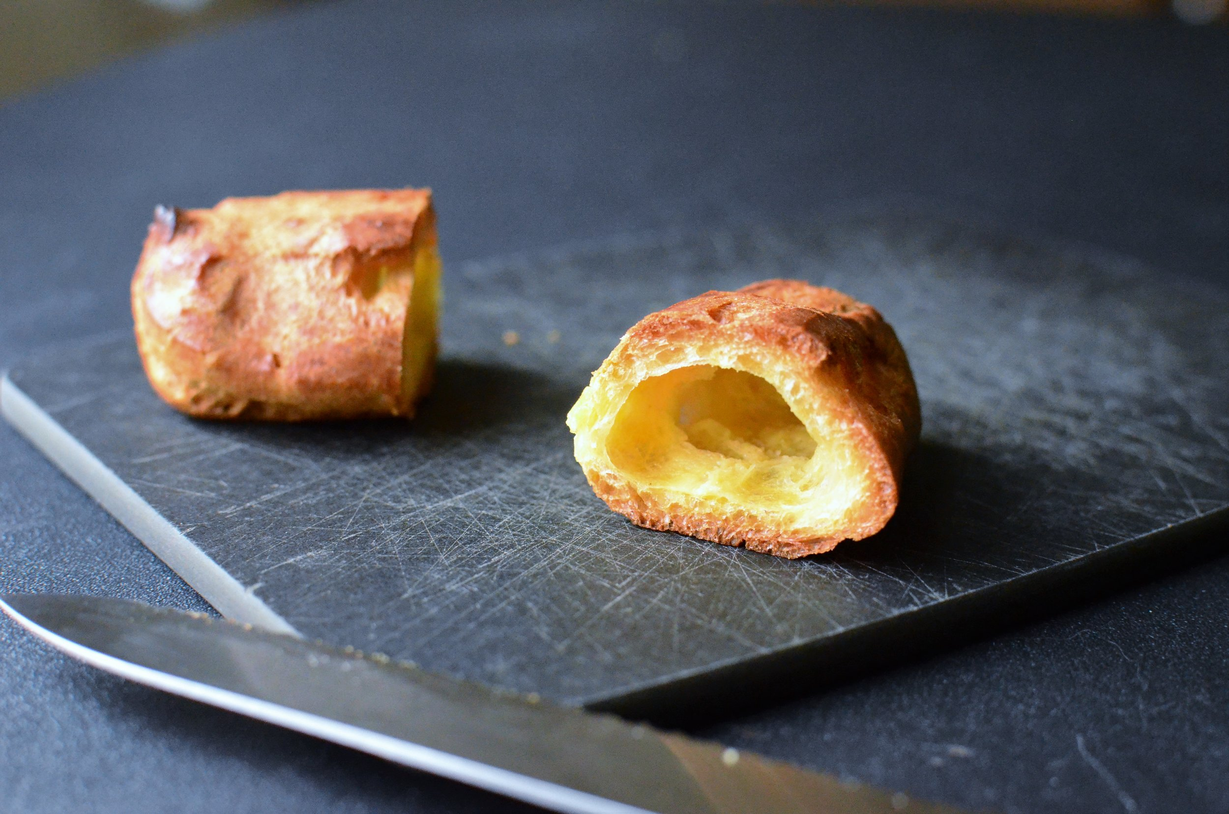 how to make eclairs from scratch. how to make pate a choux from scratch. how to make choux paste from scratch. RECIPE AND HOW-TO PHOTOS