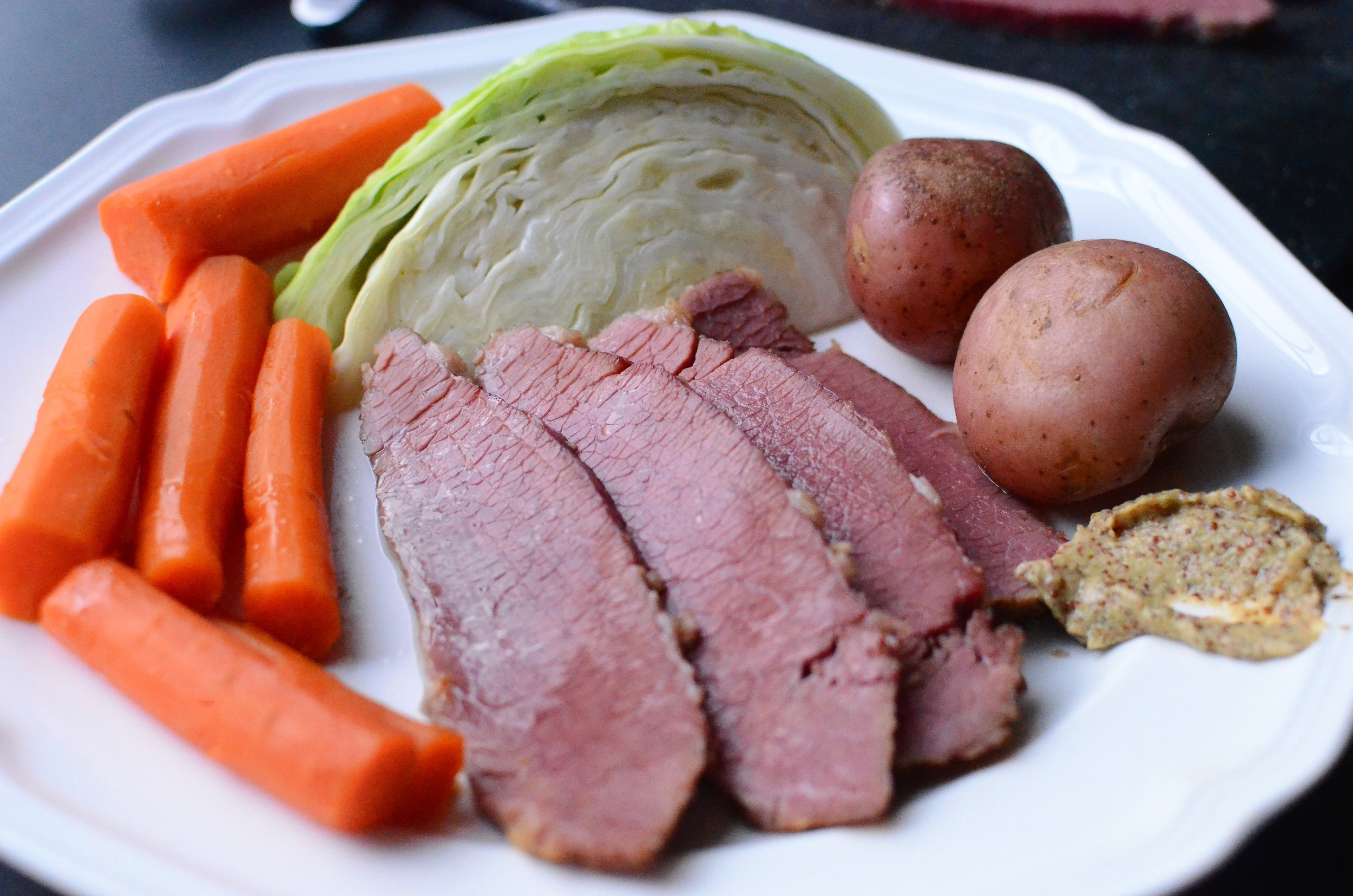 DIY Corned Beef - ButterYum. How to make corned beef at home. diy corned beef recipe. can you make corned beef at home?