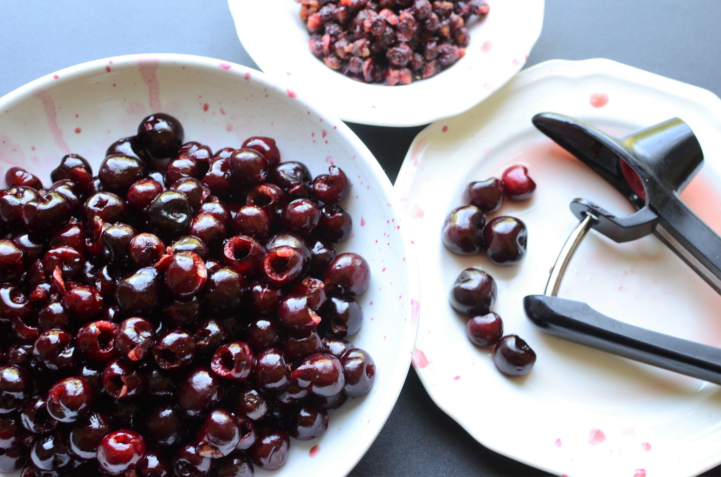 how to freeze fresh cherries - ButterYum