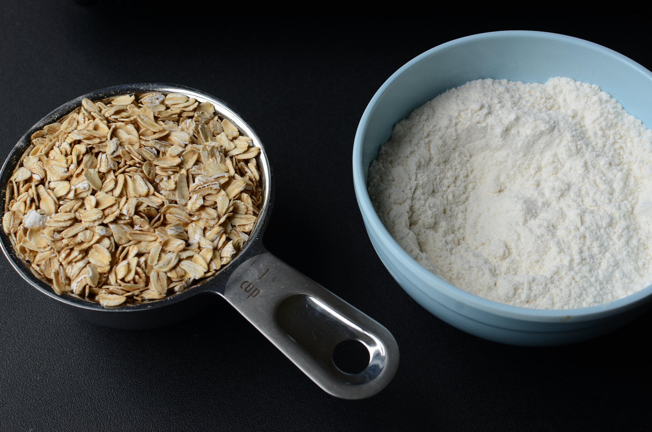 secret ingredient oatmeal cookies