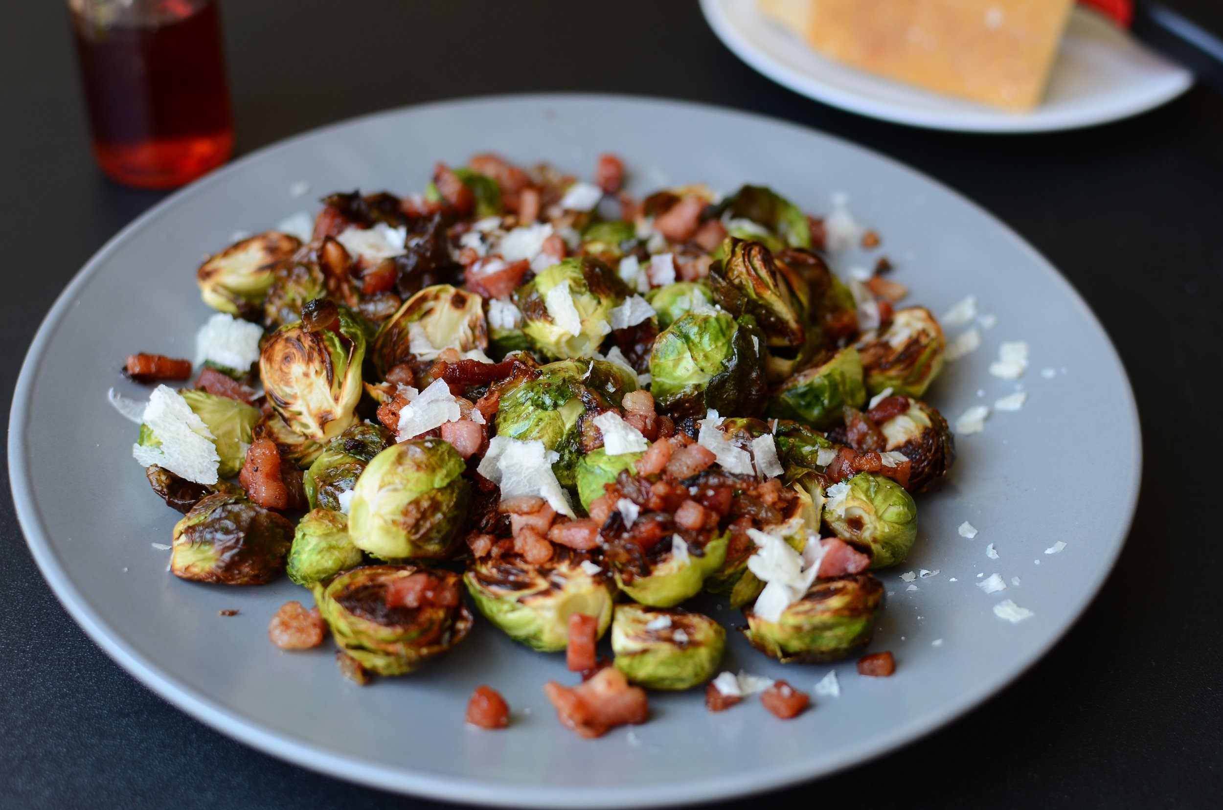 ButterYum. Brussels sprouts with pancetta and parmesan recipe. how to cook Brussel sprouts. how to cook Brussels sprouts. Brussel sprout recipe. Brussels sprouts recipe.