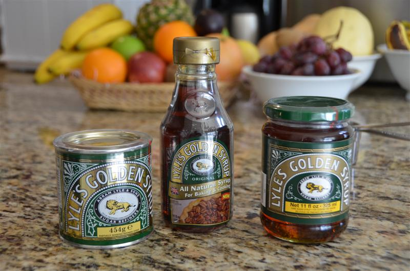 how to use lyle's golden syrup in recipe