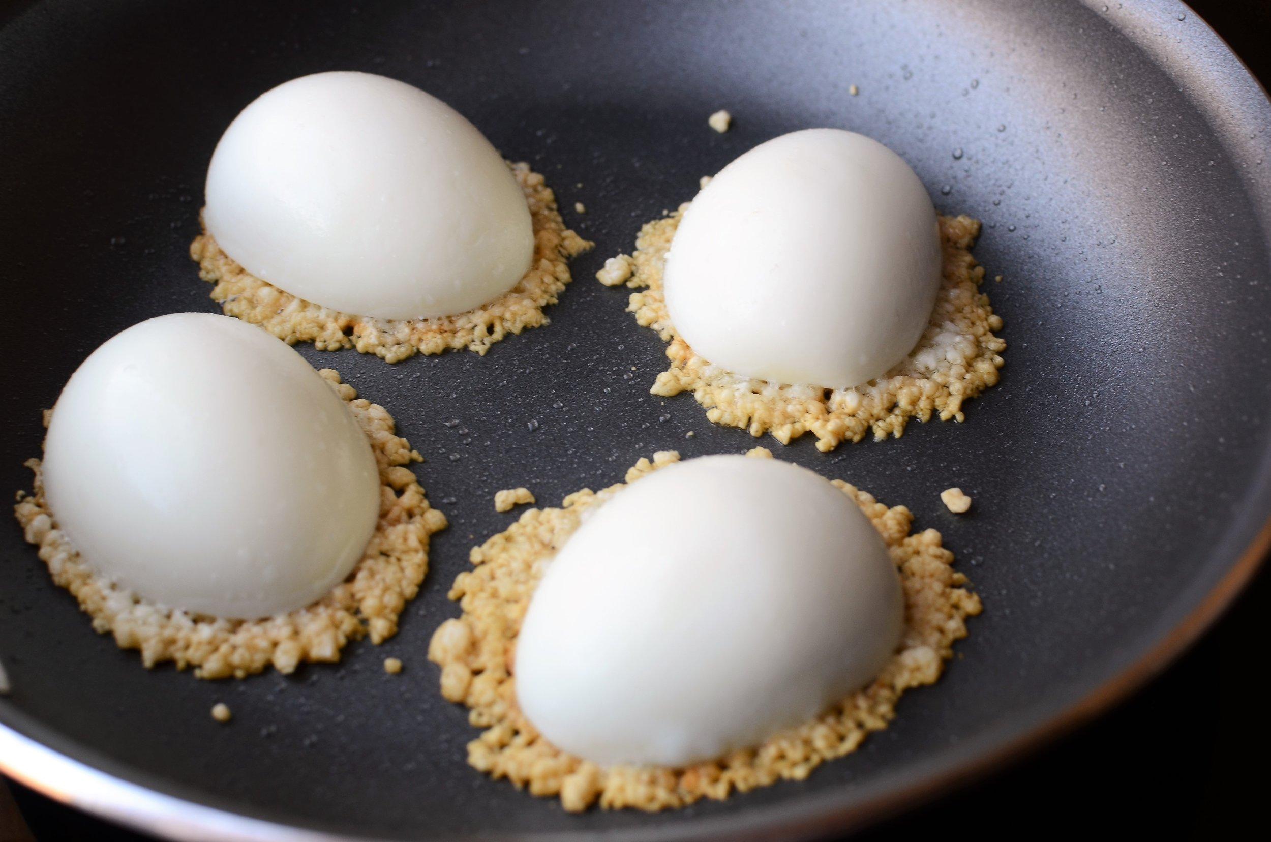 Frico Eggs - ButterYum --