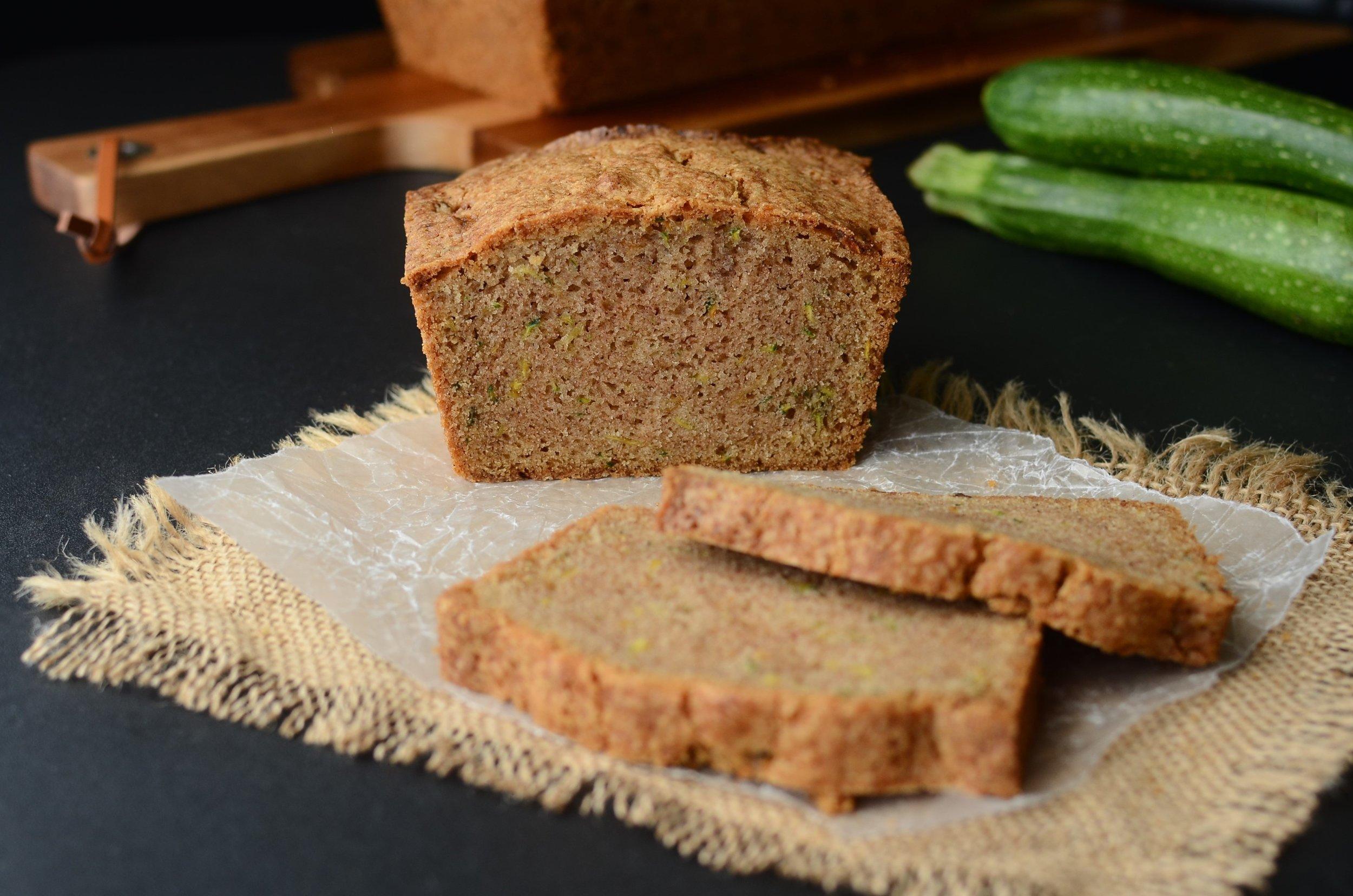 Grandma P's Zucchini Bread - ButterYum --