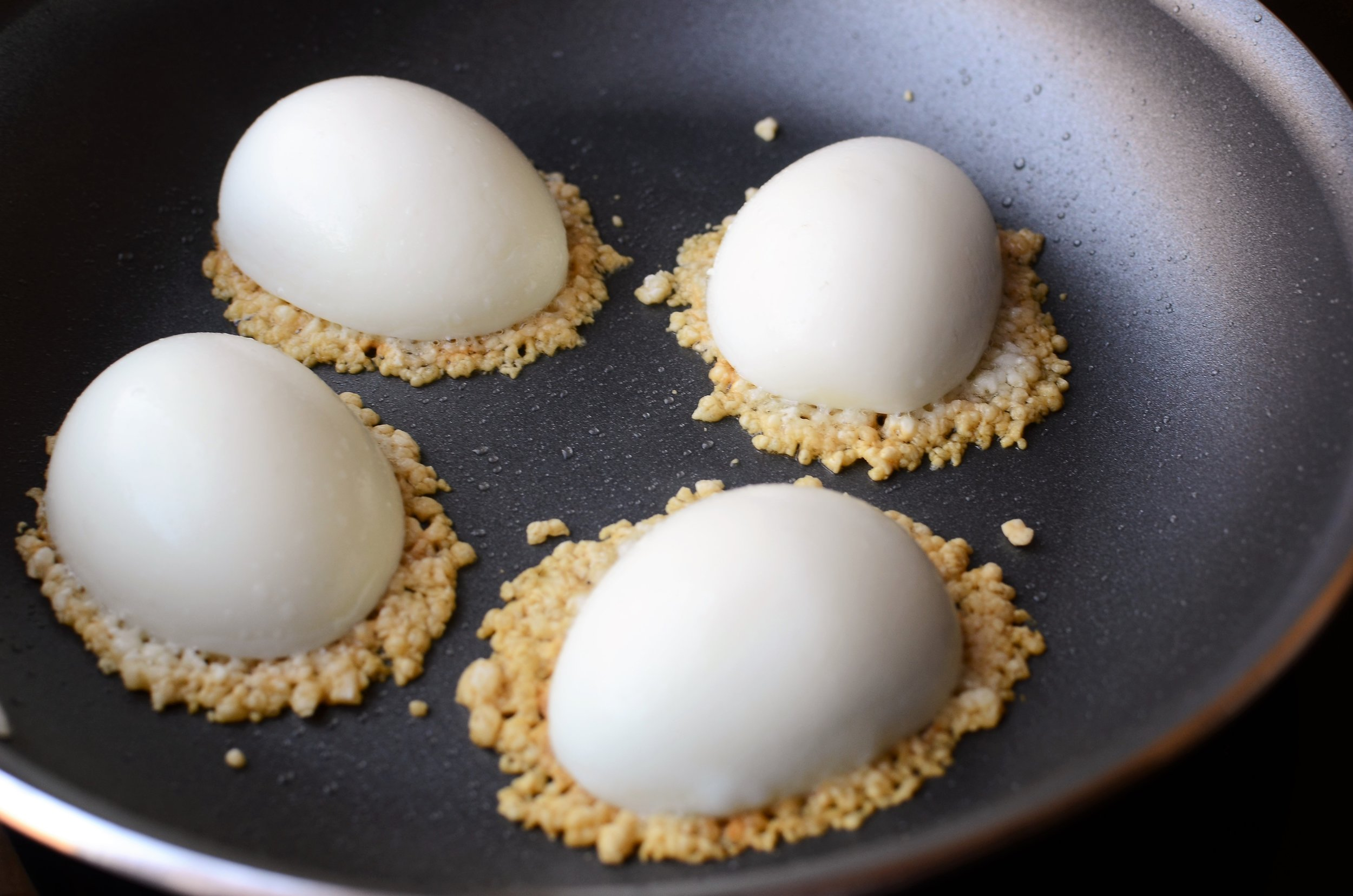 ButterYum - Top 10 Recipes of 2018 - #7    Frico Eggs