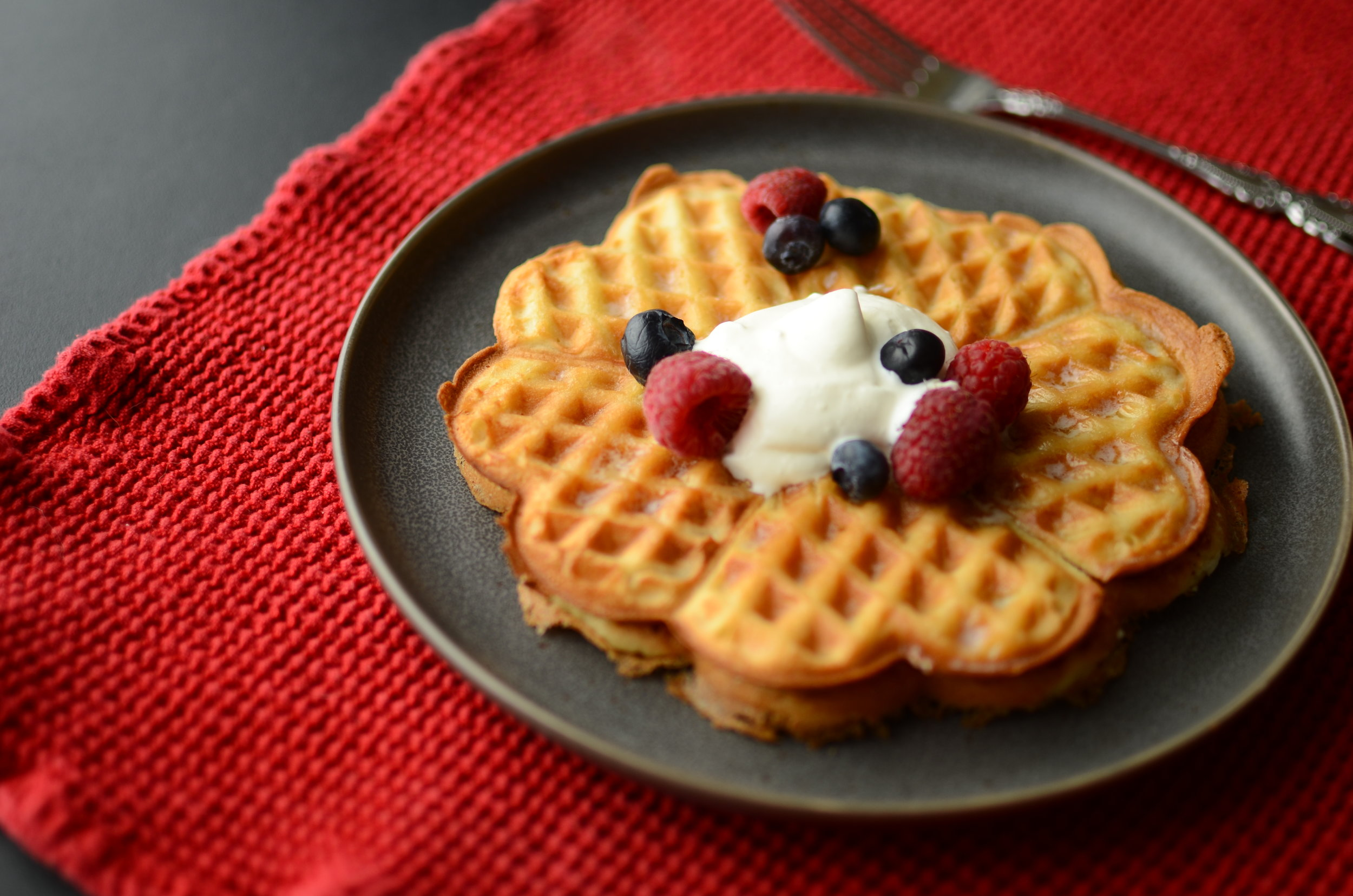Keto Waffles - ButterYum — how to make Keto-friendly waffles. keto waffle recipe. recipe for keto waffles. can I eat waffles on keto? keto waffle mix recipe. waffles keto. waffles keto almond flour. keto waffles almond flour. keto breakfast. keto breakfast recipes. keto breakfast ideas. almond meal waffles. almond waffle recipe.