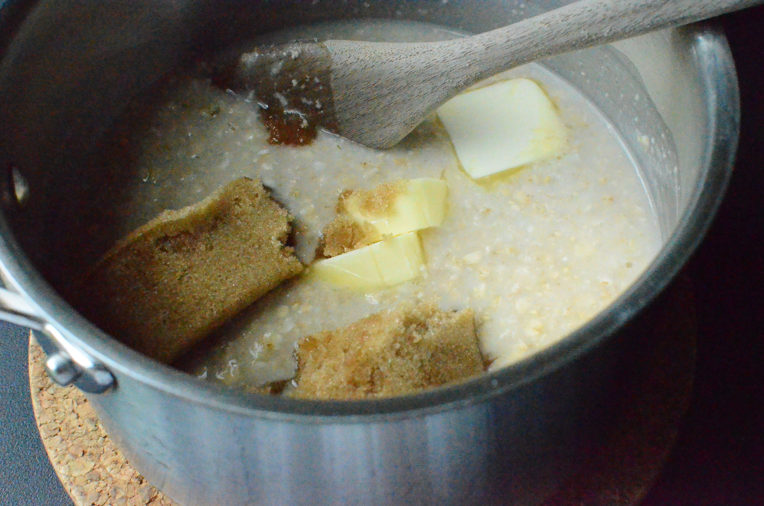 making-oatmeal-dinner-roll-dough-butteryum