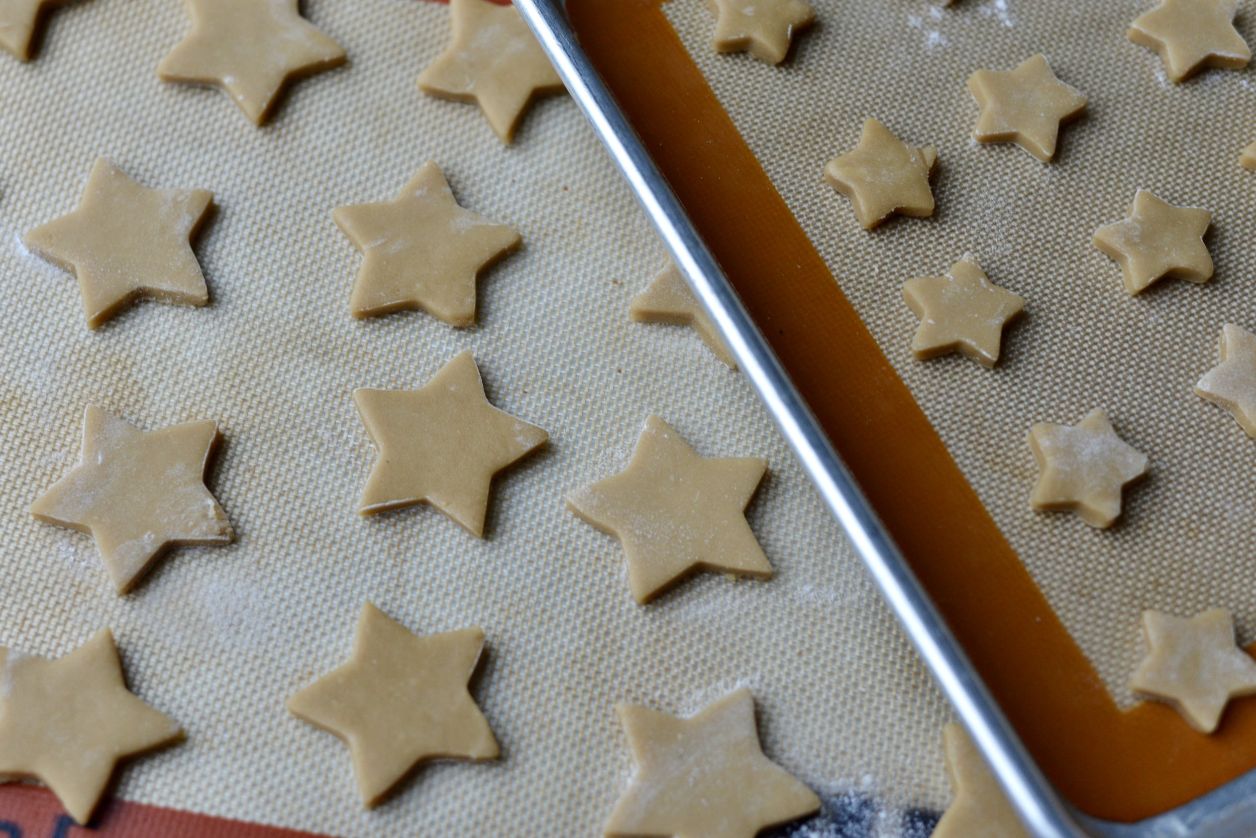star-cookie-cutouts