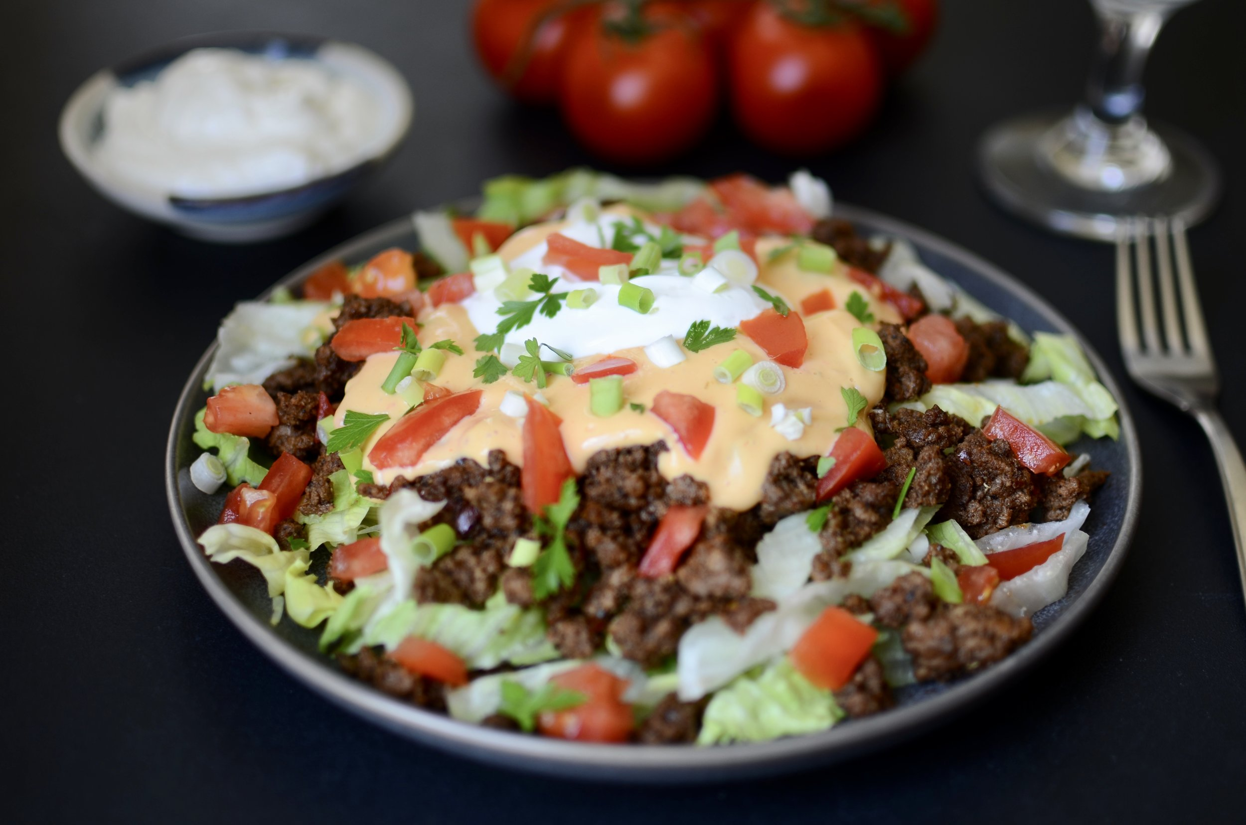 ButterYum - Keto Taco Seasoning Mix. How to make keto-friendly taco seasoning. Lowcarb taco seasoning mix. how to make your own taco seasoning keto. substitute for taco packet. how to make keto taco meat. keto taco beef.