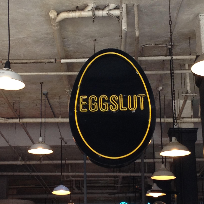 Eggslut, same tasty eggs sans truck.