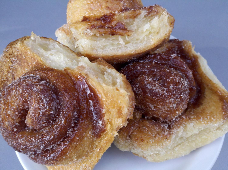 Morning Buns at Tartine Bakery & Cafe