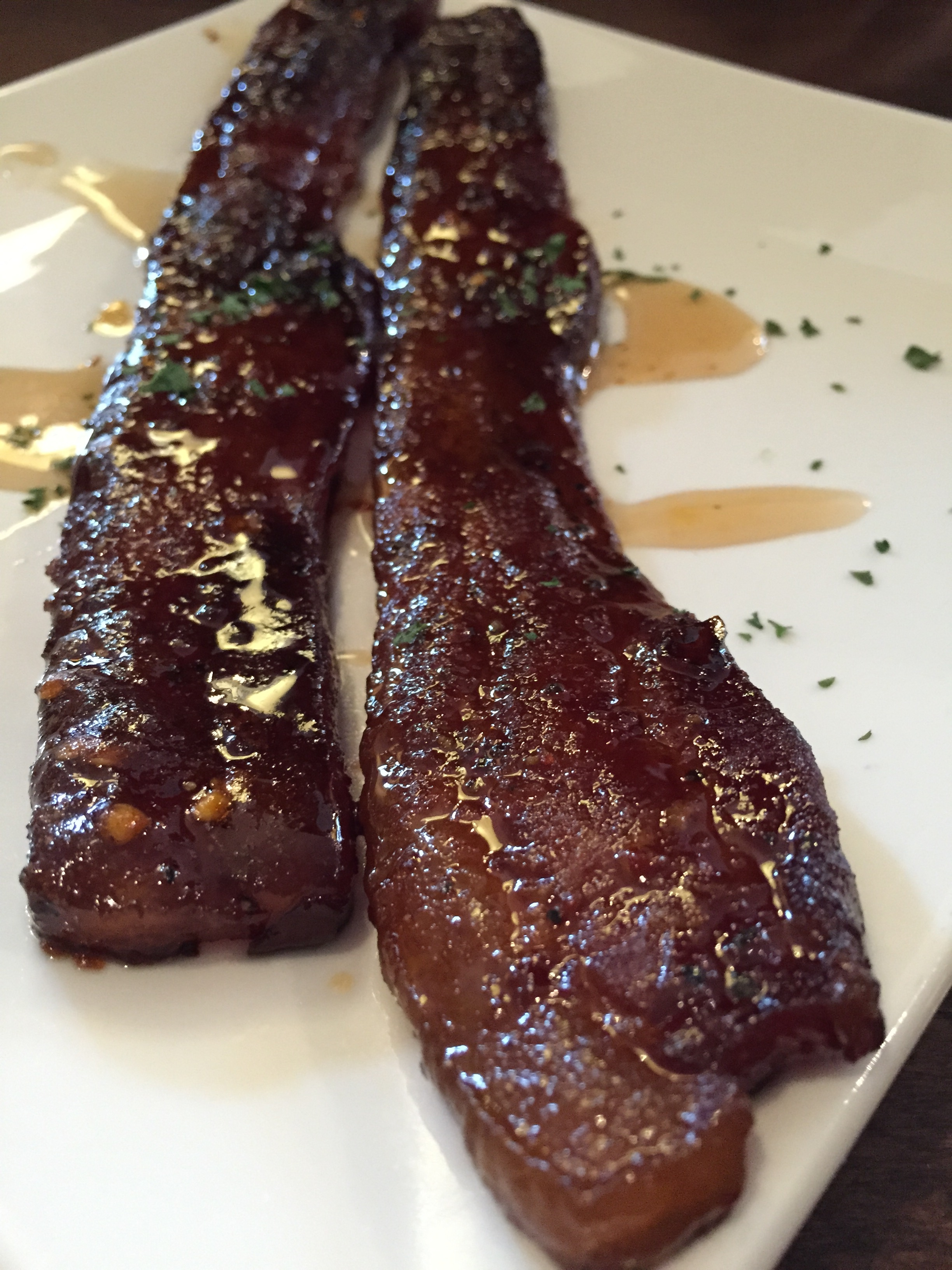 Millionaire's Bacon from Sweet Maple