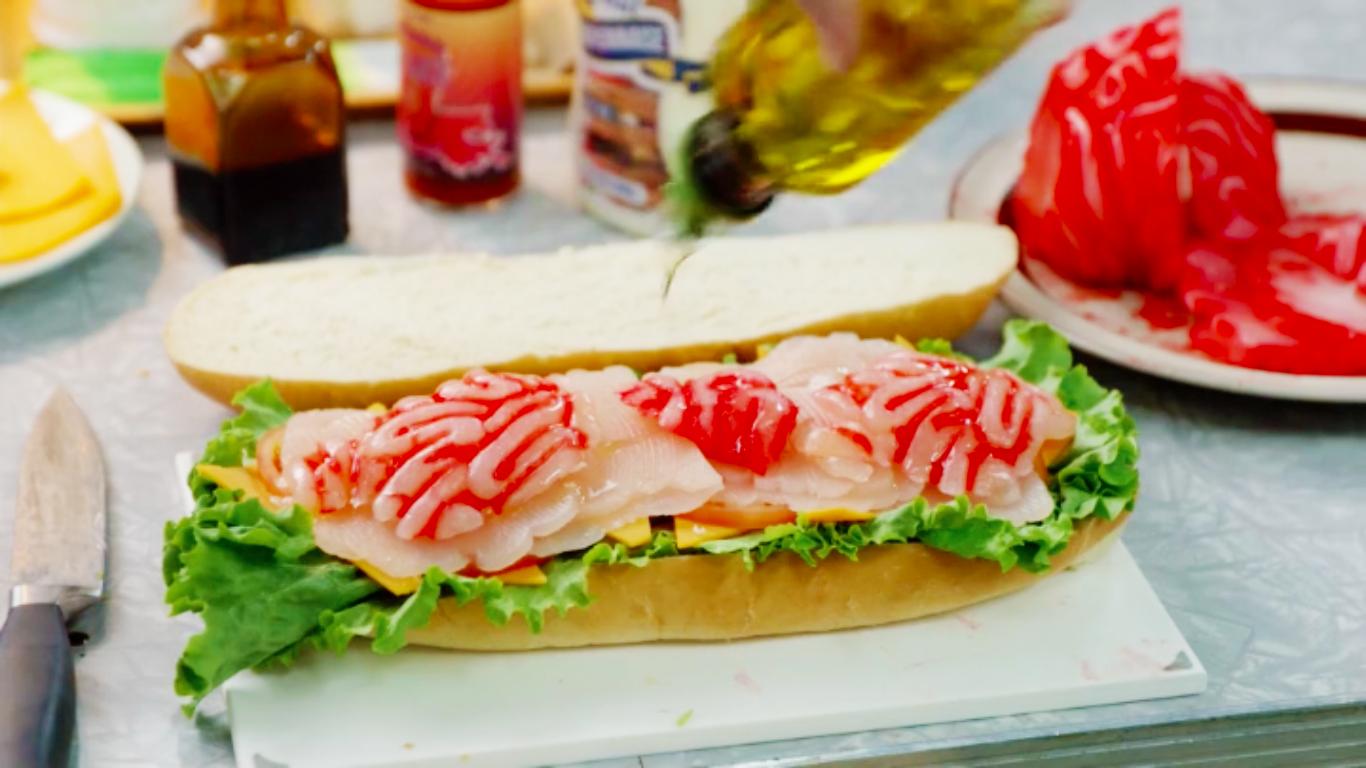 Episode 2.9 - Brain Sub Sandwich