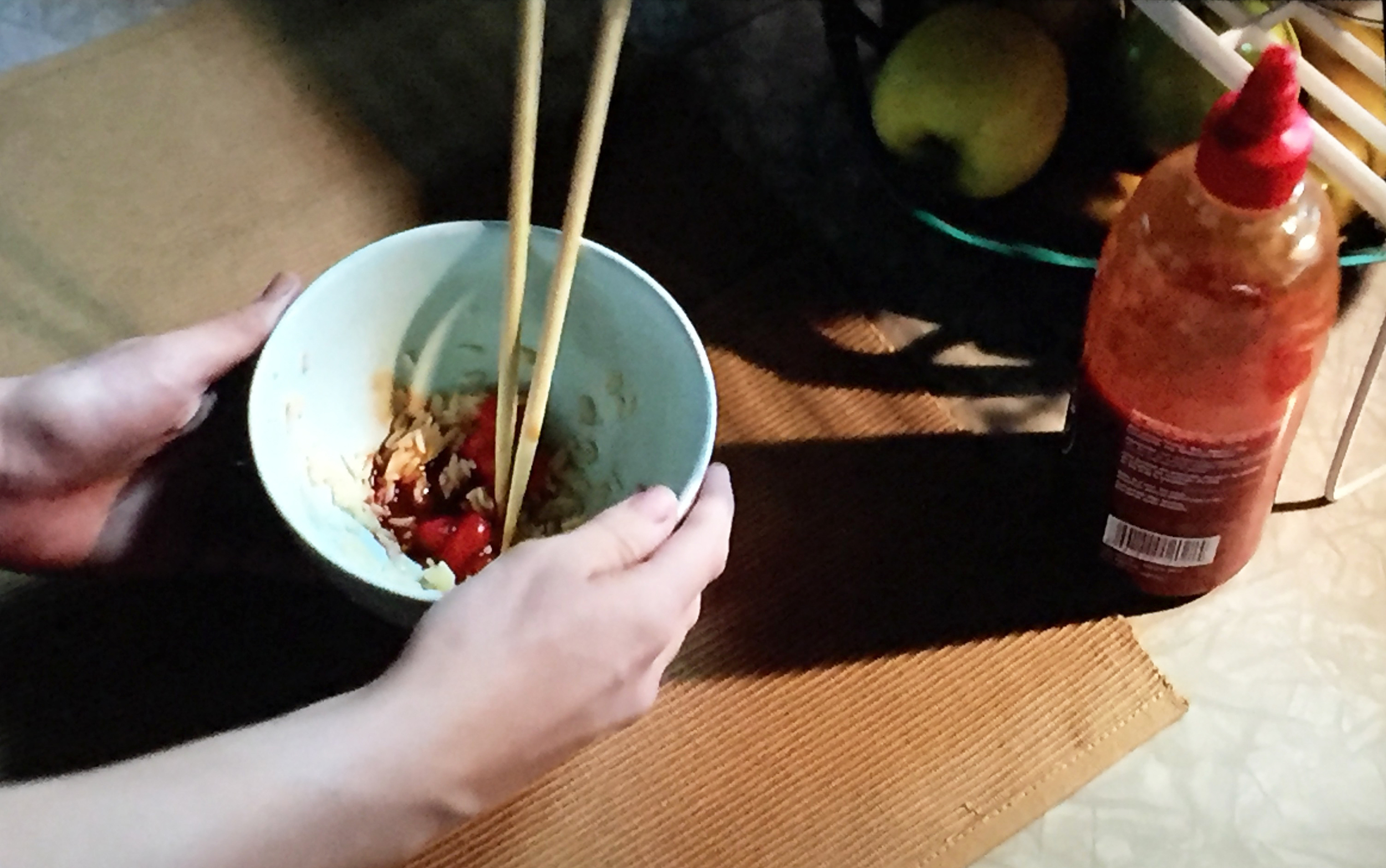 Episode 1.4 - Brains in rice with Sriracha