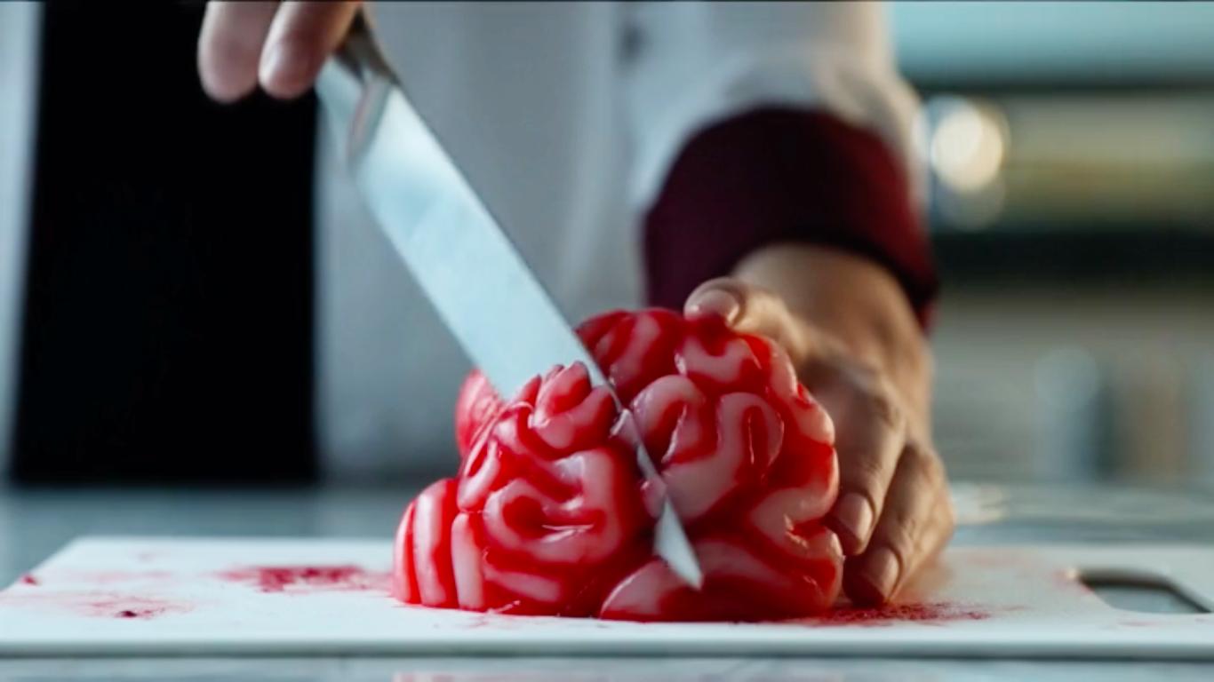 Mmm...brains...