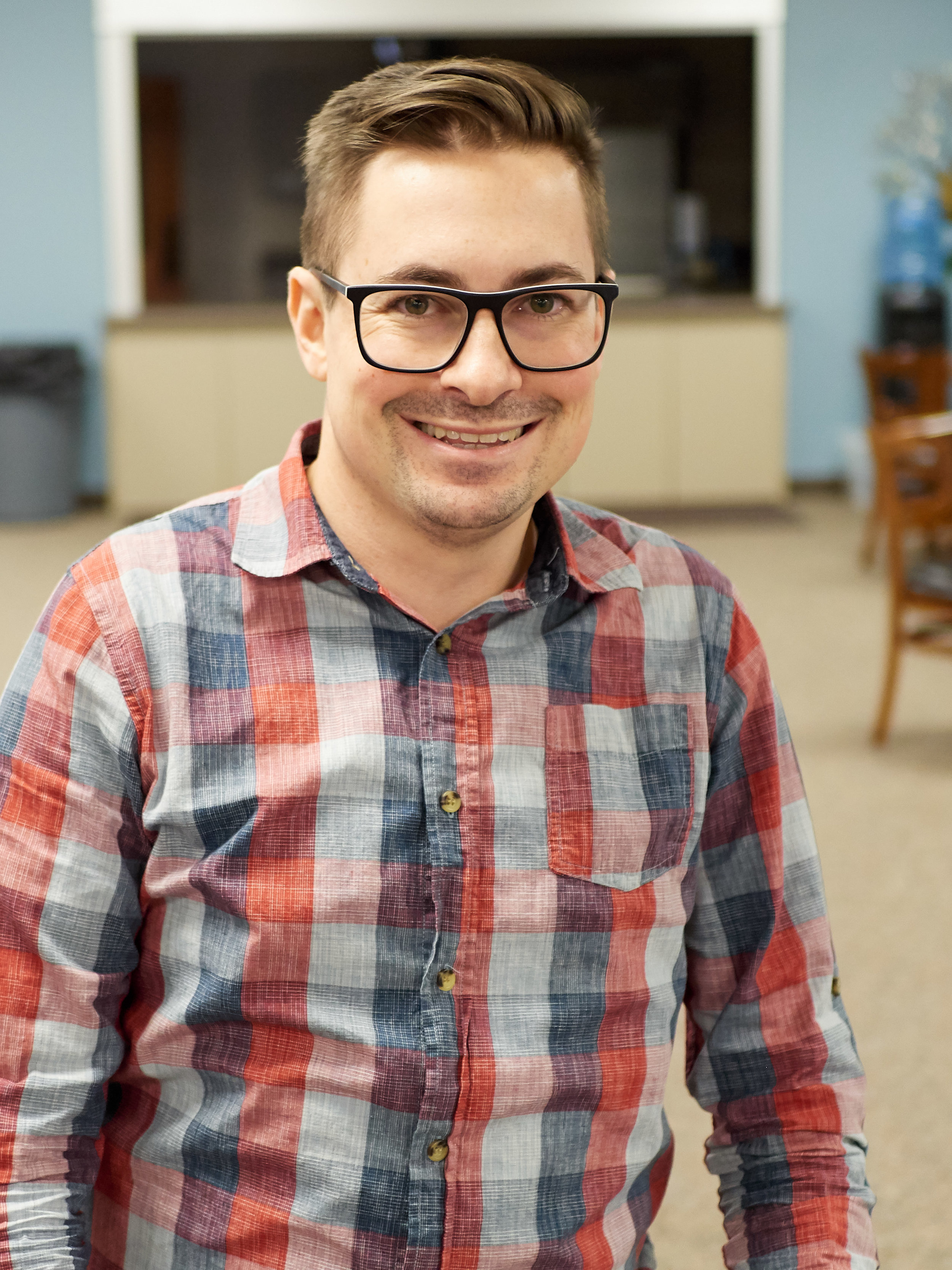 COMMUNITY FORMATION PASTOR: Anthony Parrott anthony@gncconline.com  Anthony Parrott and his wife Emily are the proud parents of Audrey and Wesley. They both hail from northern Indiana, so they're used to snow, just not all of this Iowa wind! Anthony studied classical piano for 6 years before getting his bachelor of arts in Biblical Studies, Ministry, and Philosophy from Bethel College, Indiana and a Masters of Divinity from Asbury Theological Seminary.  As Community Formation Pastor, Anthony leads the leaders of our Missional Communities and small groups, helping people find friends and compatriots as they connect, serve, and grow together in Christ.