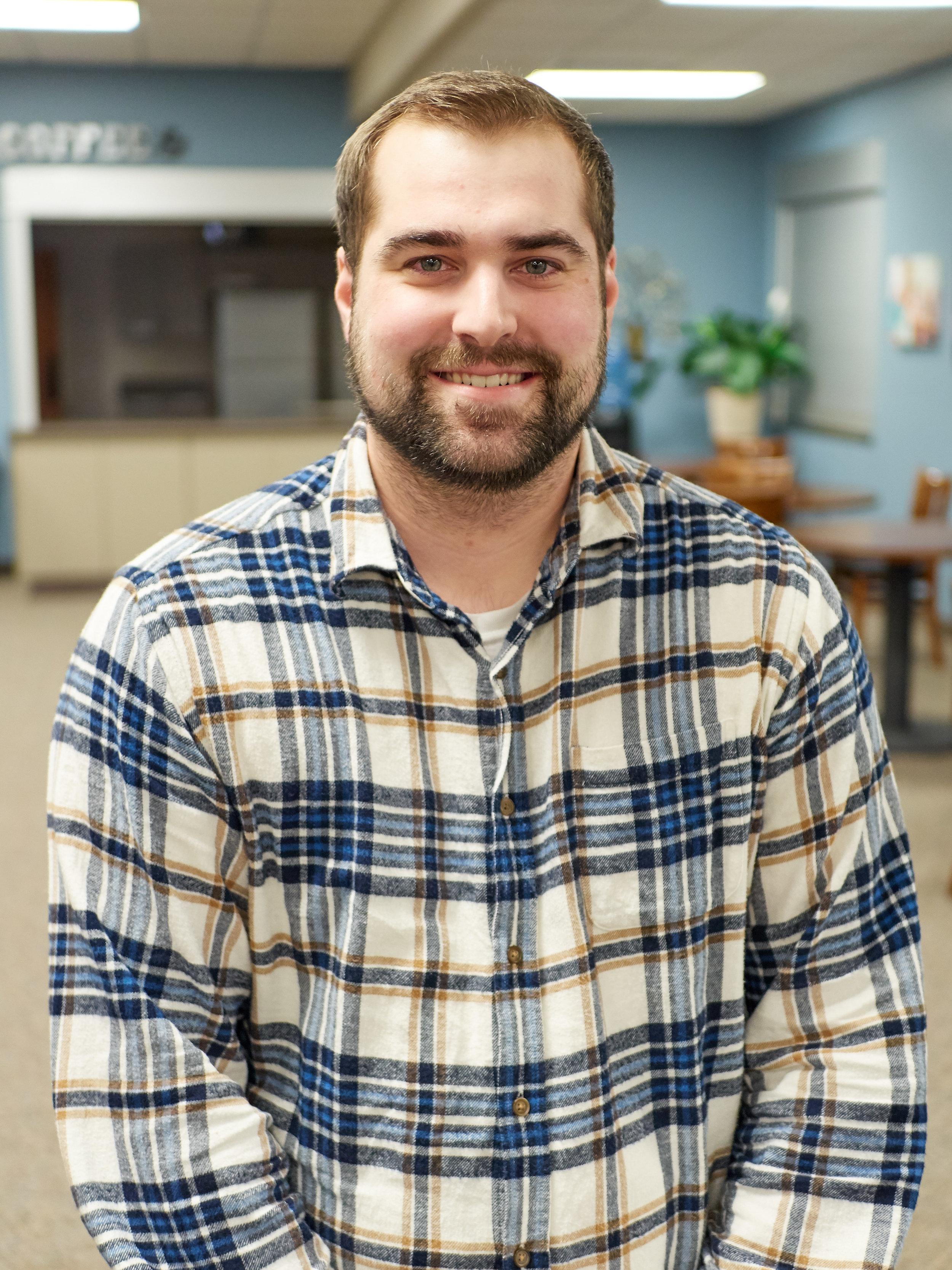 "WORSHIP PASTOR: Brennon Kok brennon@gncconline.com  Brennon serves as the Worship Pastor with Good News Community Church. He joined the Good News staff in April 2018. He is currently pursuing a Masters of Arts in Worship Degree at Northern Seminary. Brennon and his wife, Jordyn, are originally from Randolph, WI. They now reside in Milford with their two children Elijah and Elyse. You can find him enjoying carpentry, playing/writing music, getting tired out with a good pick-up game of basketball at the Okoboji YMCA or with Elijah, and spending time with Jordyn and the kids.  Worship isn't just singing songs and raising a hand…whether it's the ""carrying the tv"", ""my fish was this big"", ""here, hold my baby"", ""fixing the light bulb"", ""goal posts"", or more. Worship is declaring our dependence on God and submitting to His will."