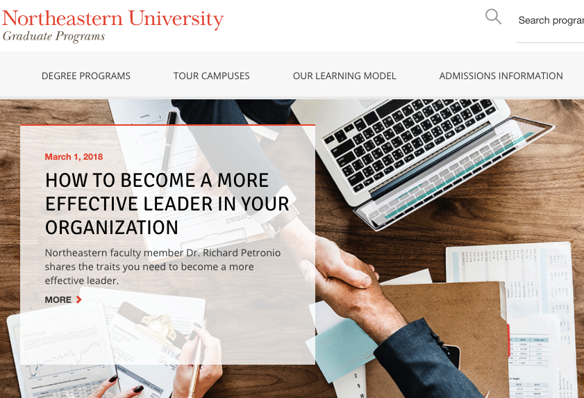 Northeastern Blog