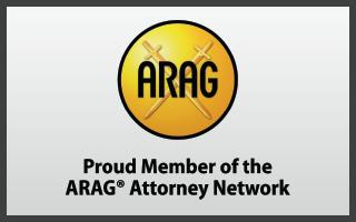 Amberg Harvey ARAG Member Badge