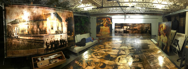 Studio panoramic
