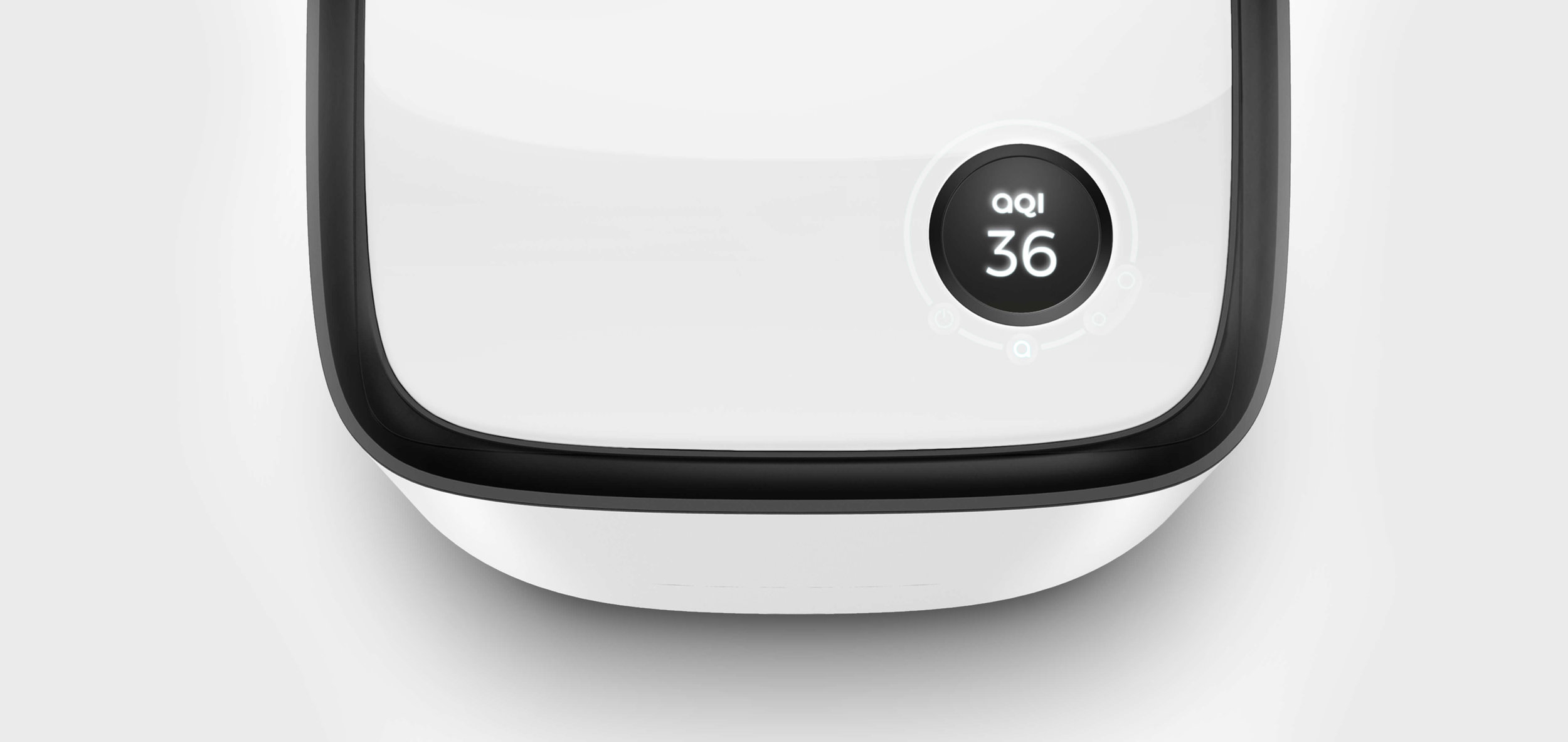 device UI of aair